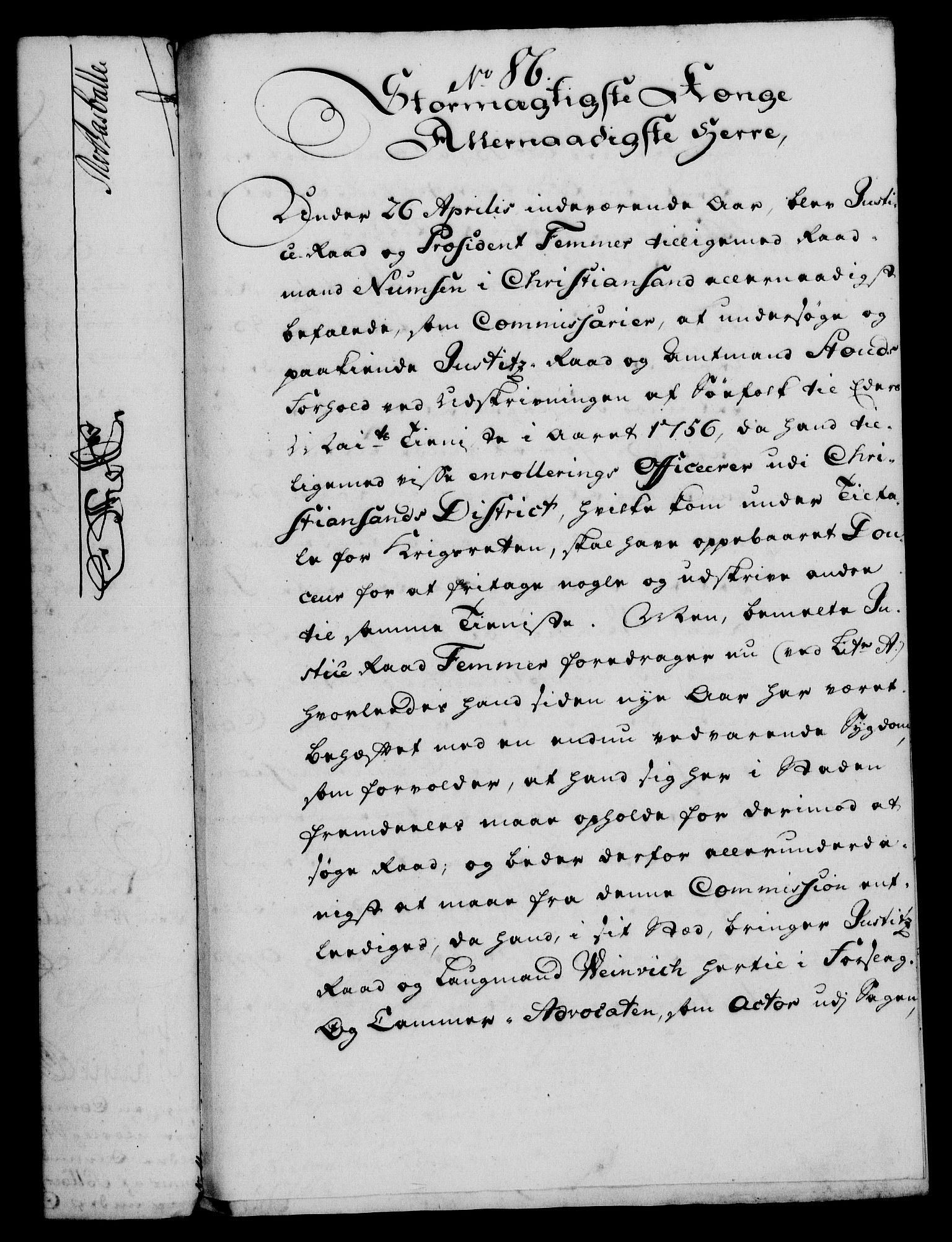 RA, Rentekammeret, Kammerkanselliet, G/Gf/Gfa/L0041: Norsk relasjons- og resolusjonsprotokoll (merket RK 52.41), 1759, s. 465