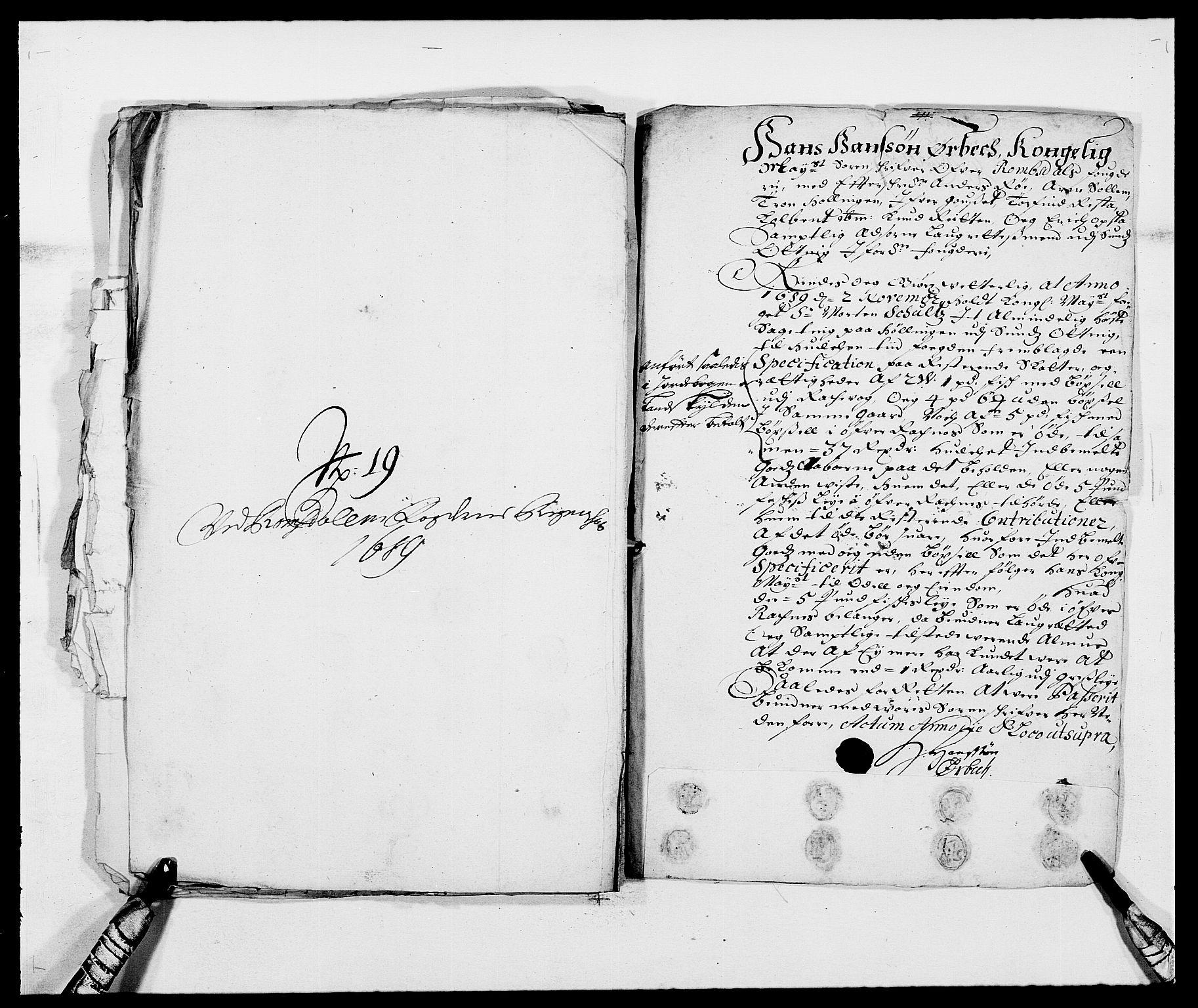 RA, Rentekammeret inntil 1814, Reviderte regnskaper, Fogderegnskap, R55/L3648: Fogderegnskap Romsdal, 1687-1689, s. 423