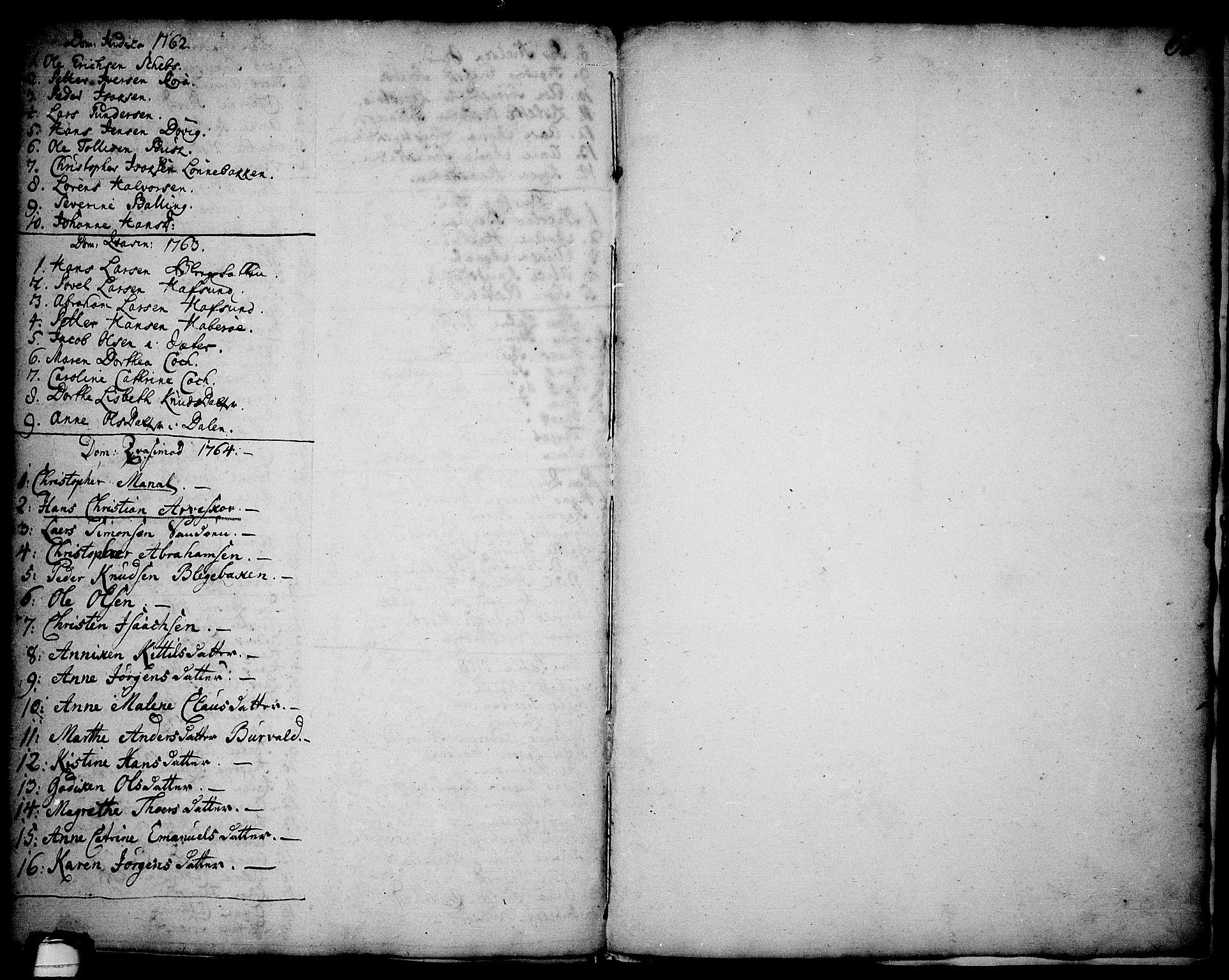 SAKO, Brevik kirkebøker, F/Fa/L0002: Ministerialbok nr. 2, 1720-1764, s. 66