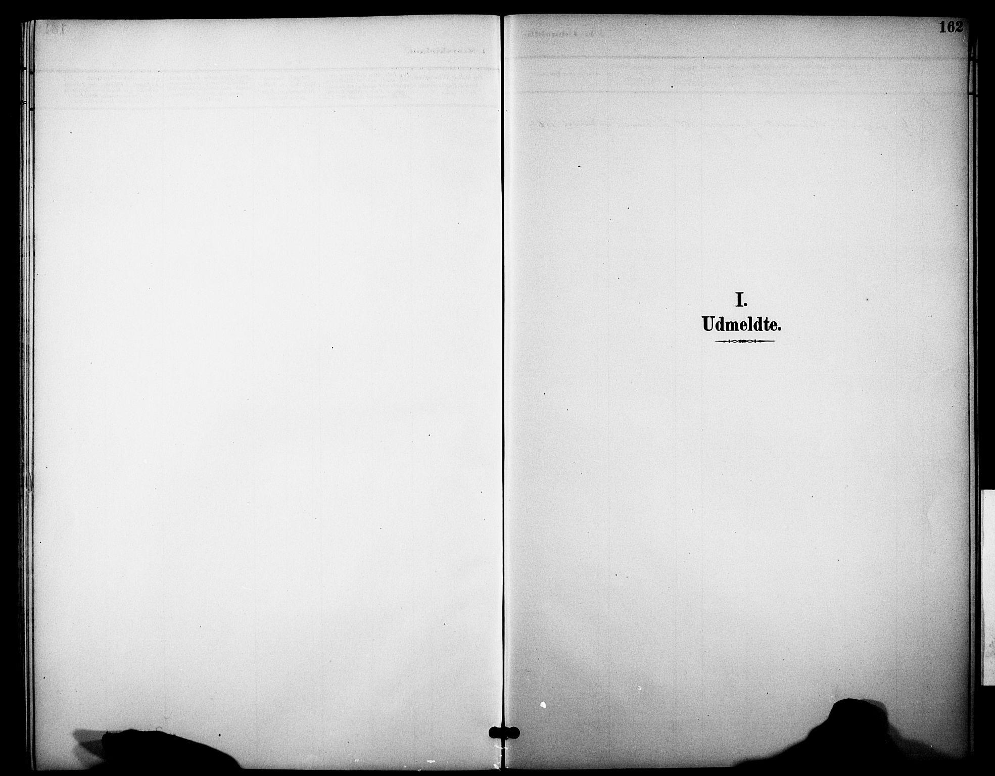 SAKO, Heddal kirkebøker, F/Fb/L0001: Ministerialbok nr. II 1, 1884-1910, s. 162