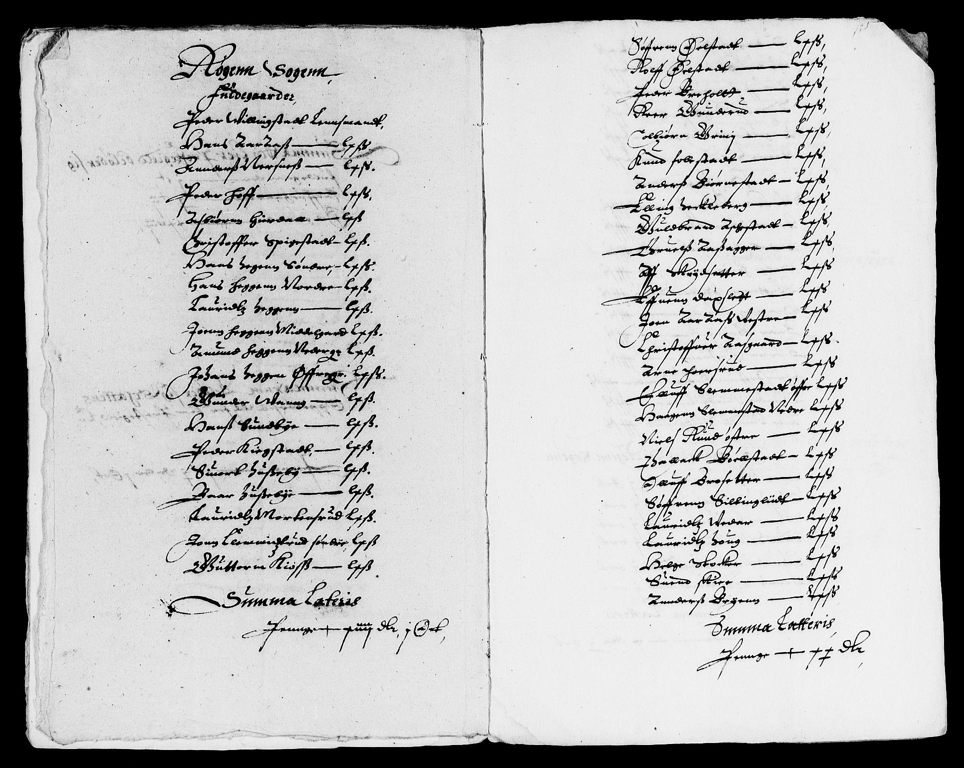 RA, Rentekammeret inntil 1814, Reviderte regnskaper, Lensregnskaper, R/Rb/Rba/L0043: Akershus len, 1608-1618