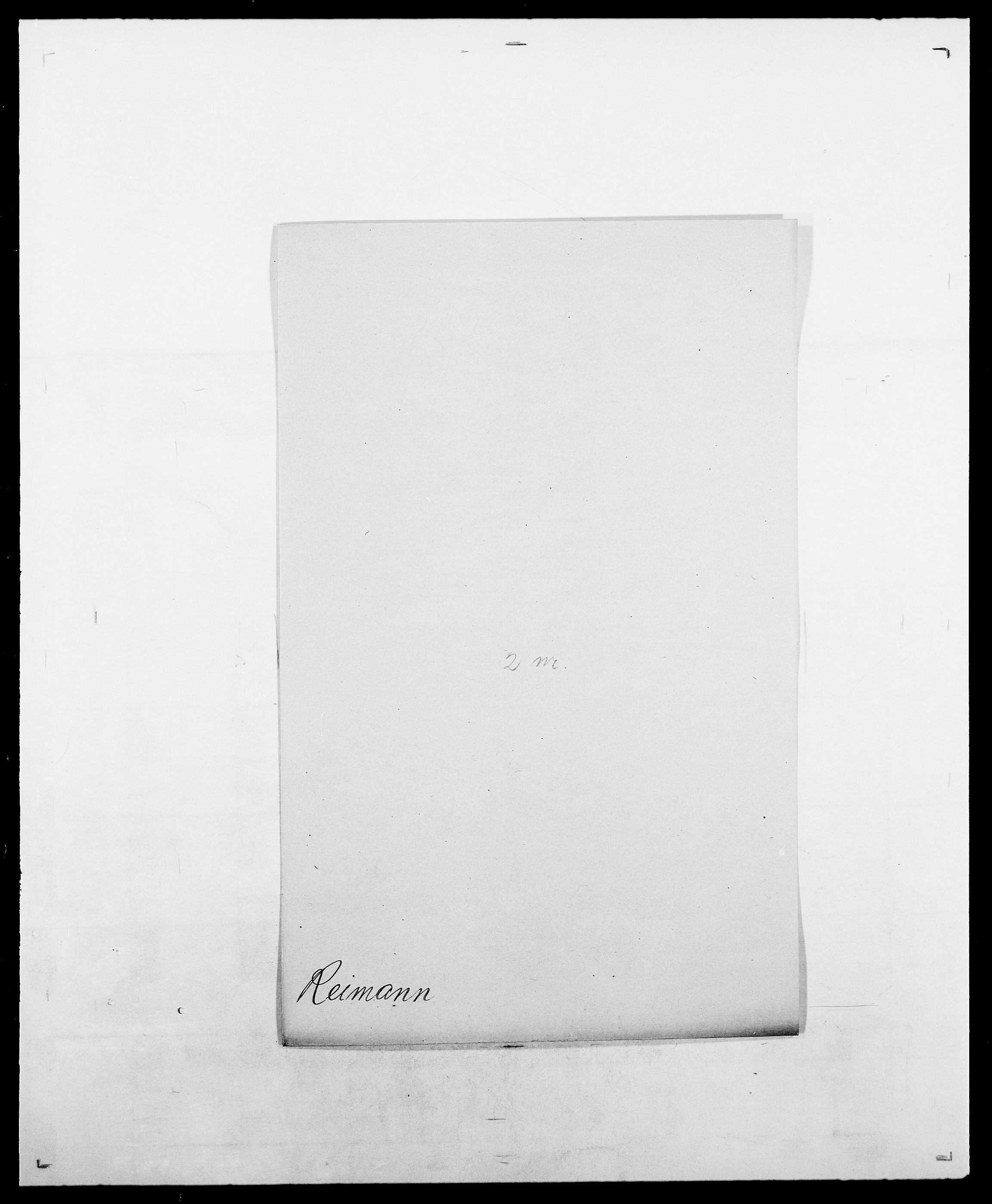 SAO, Delgobe, Charles Antoine - samling, D/Da/L0032: Rabakovsky - Rivertz, s. 315