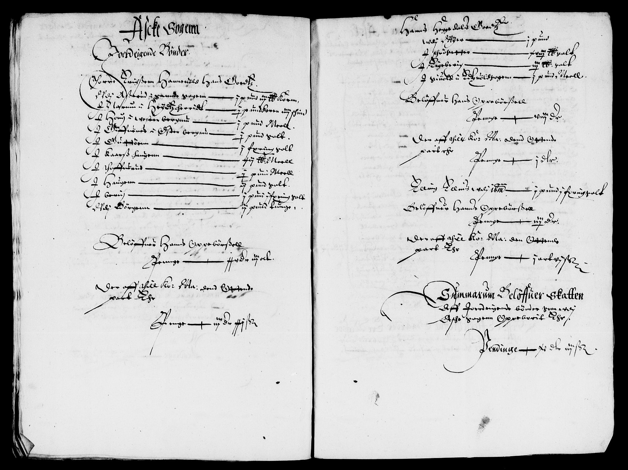 RA, Rentekammeret inntil 1814, Reviderte regnskaper, Lensregnskaper, R/Rb/Rba/L0135: Akershus len, 1637-1638