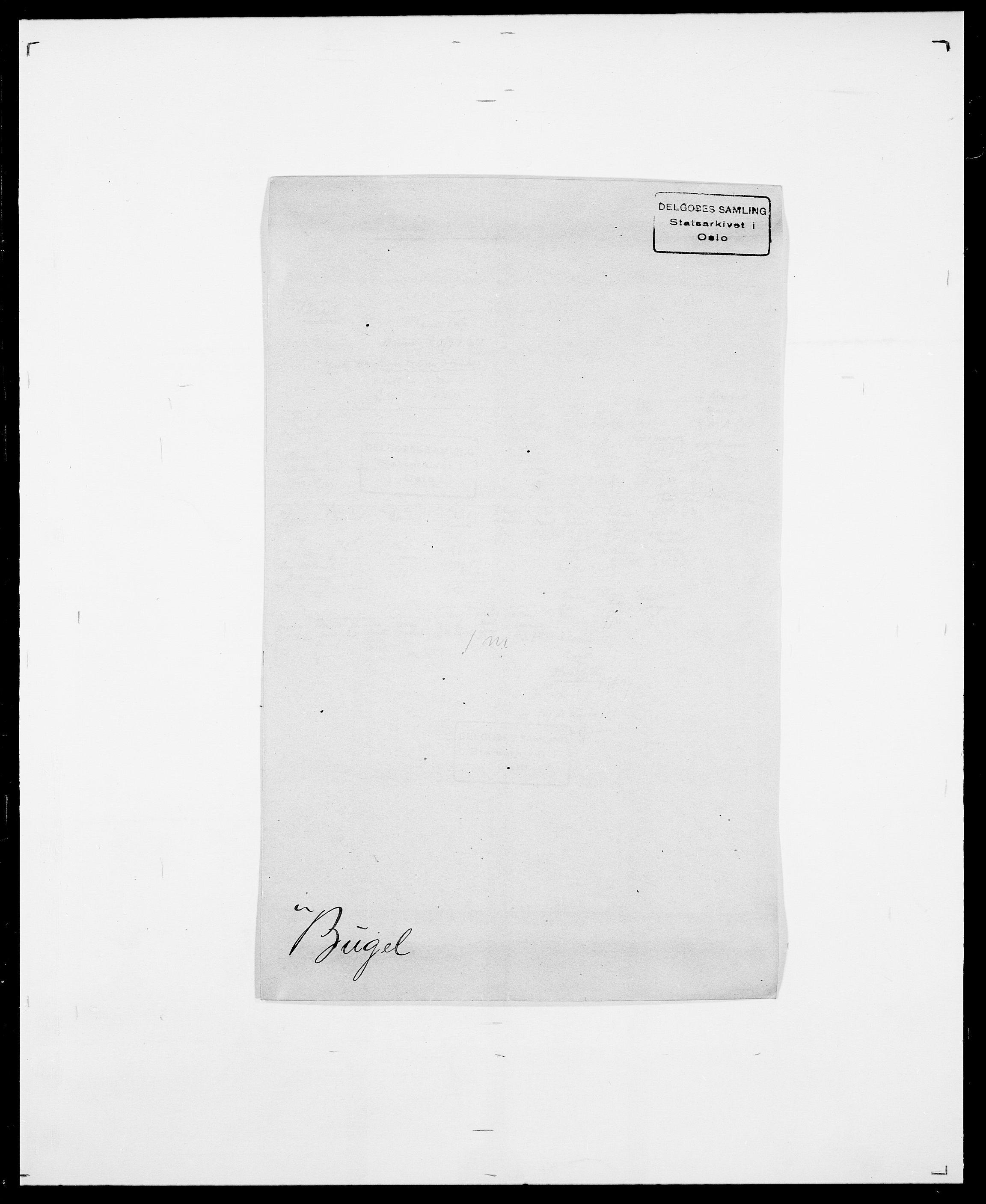 SAO, Delgobe, Charles Antoine - samling, D/Da/L0007: Buaas - Caphengst, s. 150