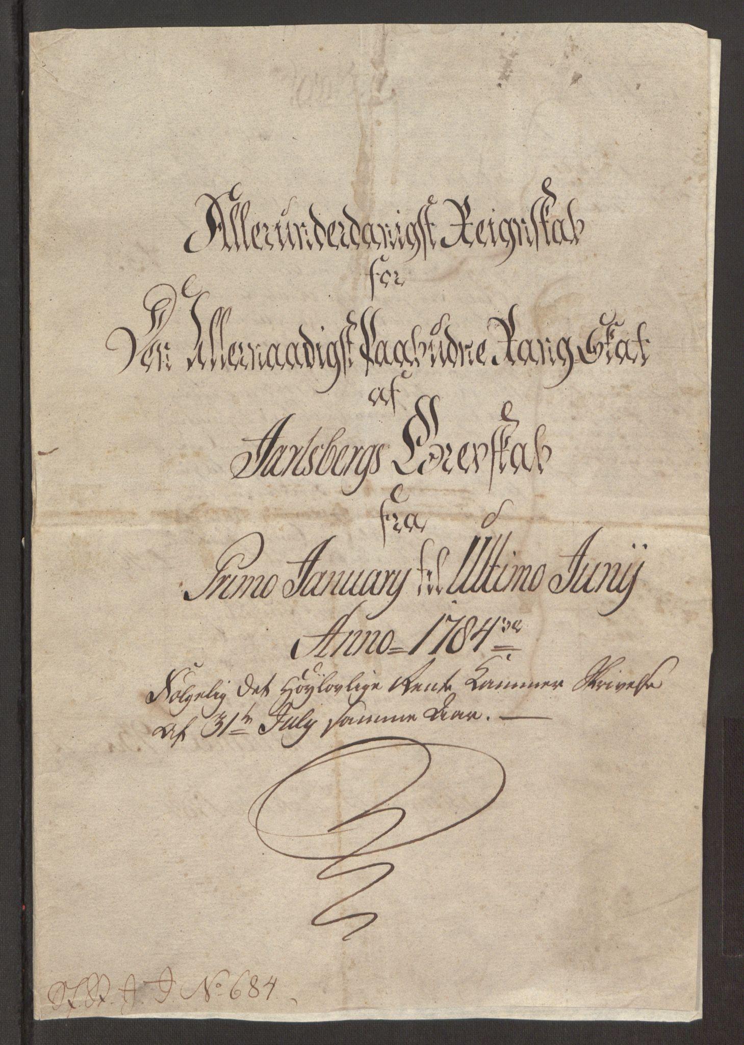 RA, Rentekammeret inntil 1814, Reviderte regnskaper, Fogderegnskap, R32/L1960: Ekstraskatten Jarlsberg grevskap, 1762-1772, s. 287