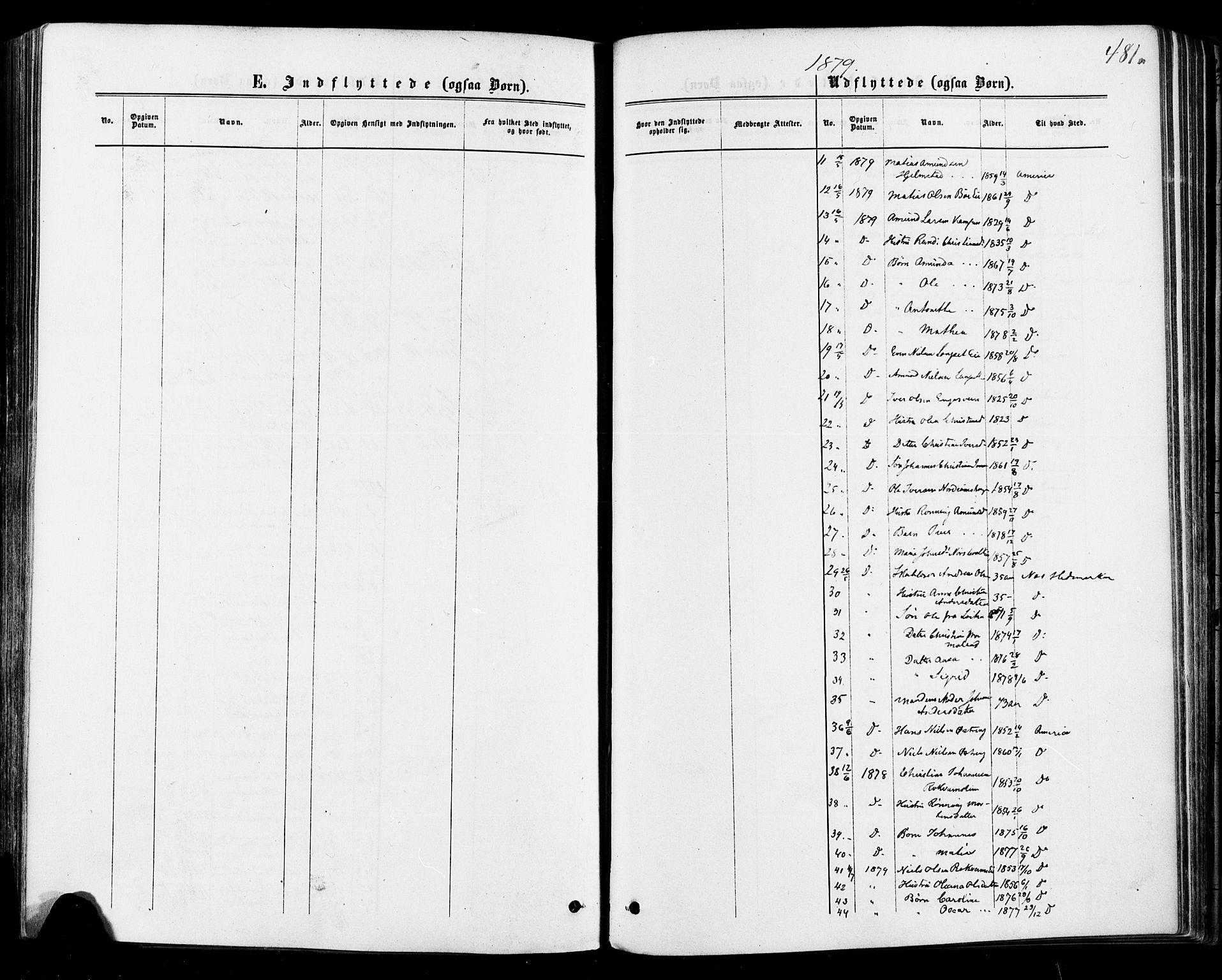 SAH, Østre Gausdal prestekontor, Ministerialbok nr. 1, 1874-1886, s. 481