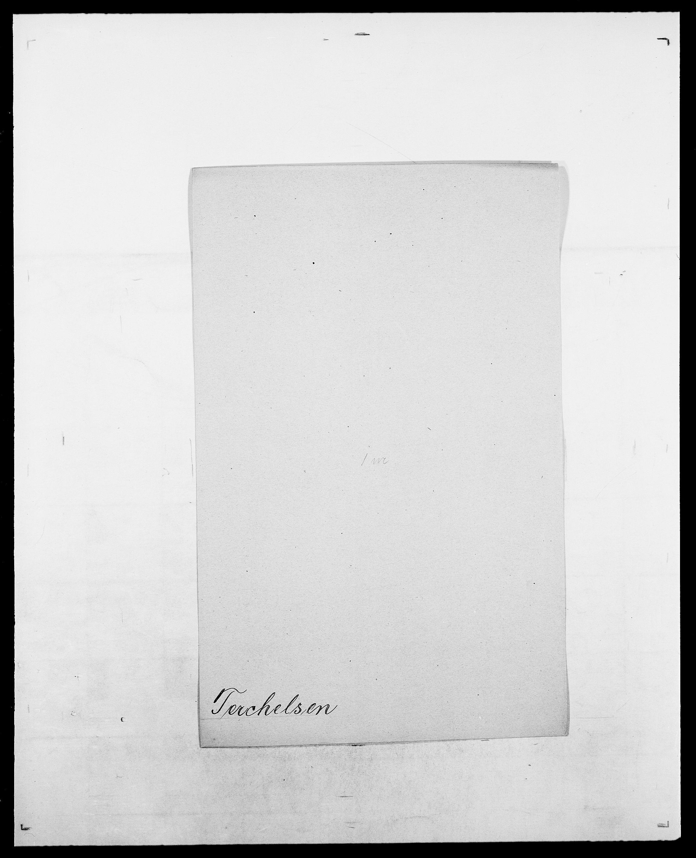 SAO, Delgobe, Charles Antoine - samling, D/Da/L0038: Svanenskjold - Thornsohn, s. 403