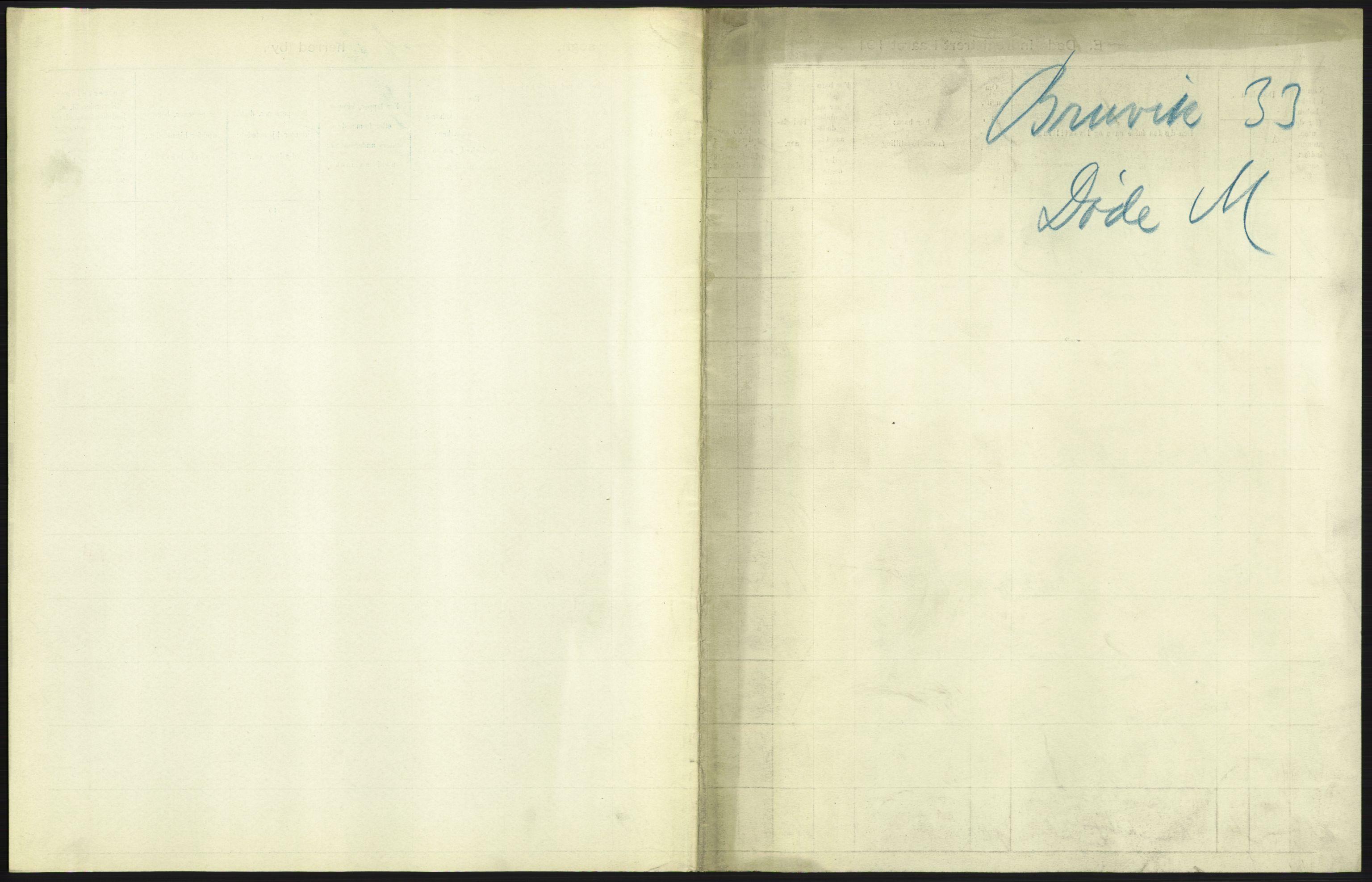 RA, Statistisk sentralbyrå, Sosiodemografiske emner, Befolkning, D/Df/Dfb/Dfba/L0030: S. Bergenhus amt: Døde. Bygder., 1911