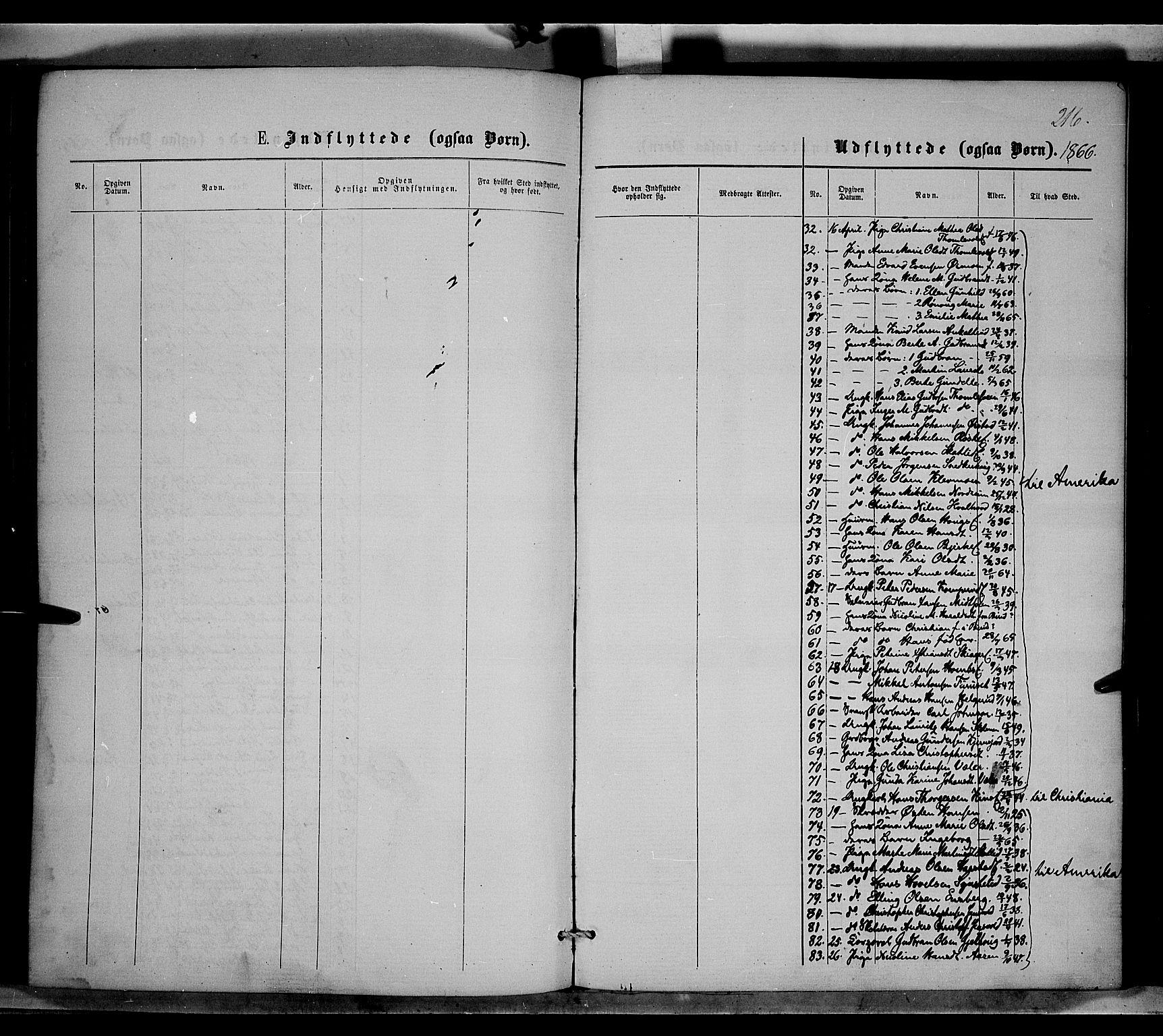 SAH, Nordre Land prestekontor, Ministerialbok nr. 1, 1860-1871, s. 216