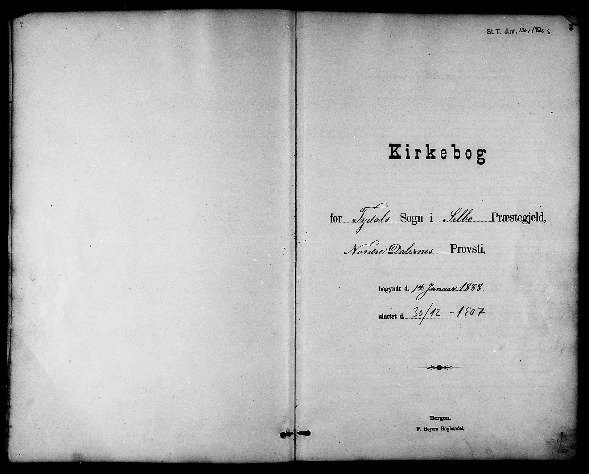 SAT, Ministerialprotokoller, klokkerbøker og fødselsregistre - Sør-Trøndelag, 698/L1167: Klokkerbok nr. 698C04, 1888-1907, s. 2