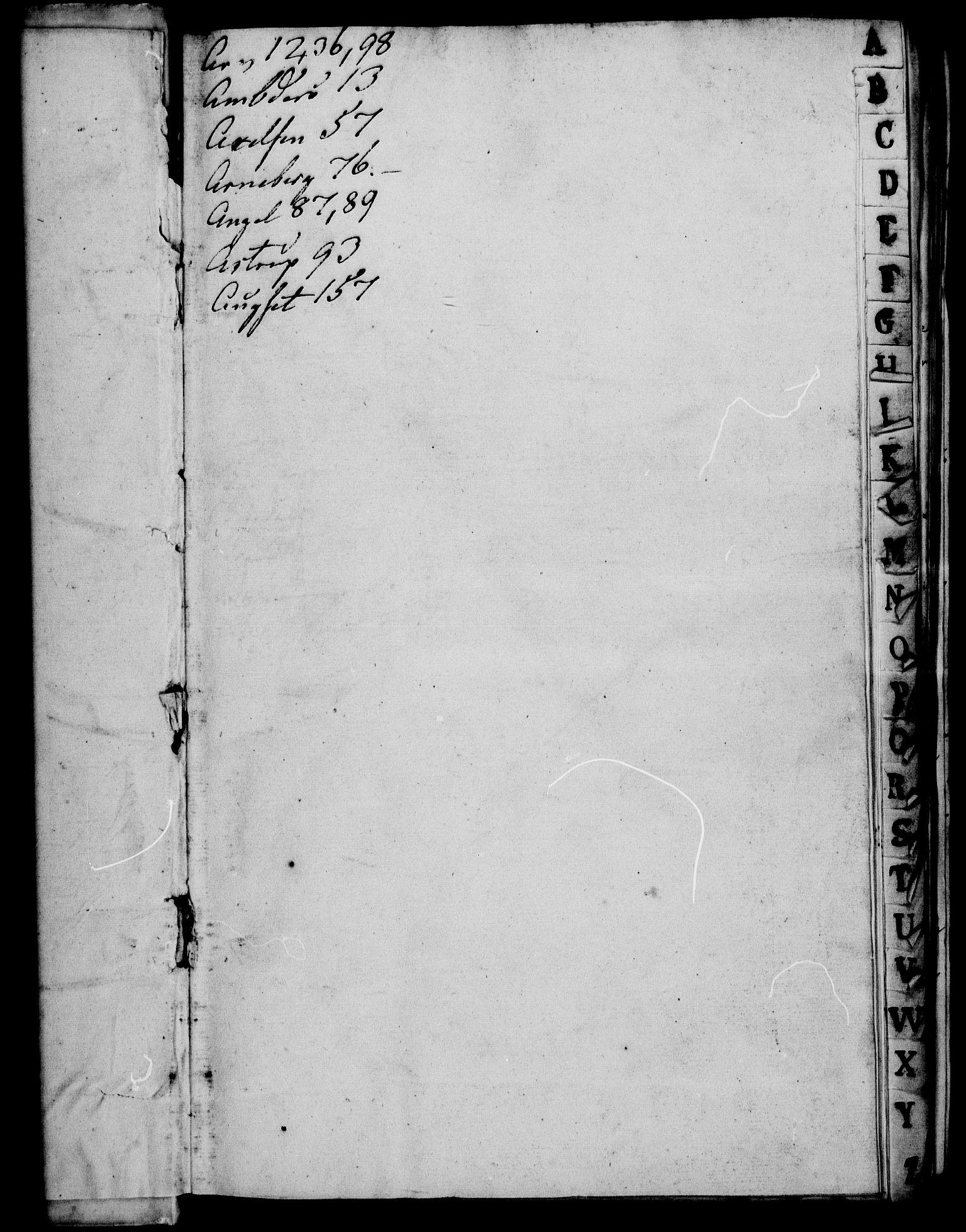 RA, Rentekammeret, Kammerkanselliet, G/Gf/Gfa/L0040: Norsk relasjons- og resolusjonsprotokoll (merket RK 52.40), 1758, s. 3