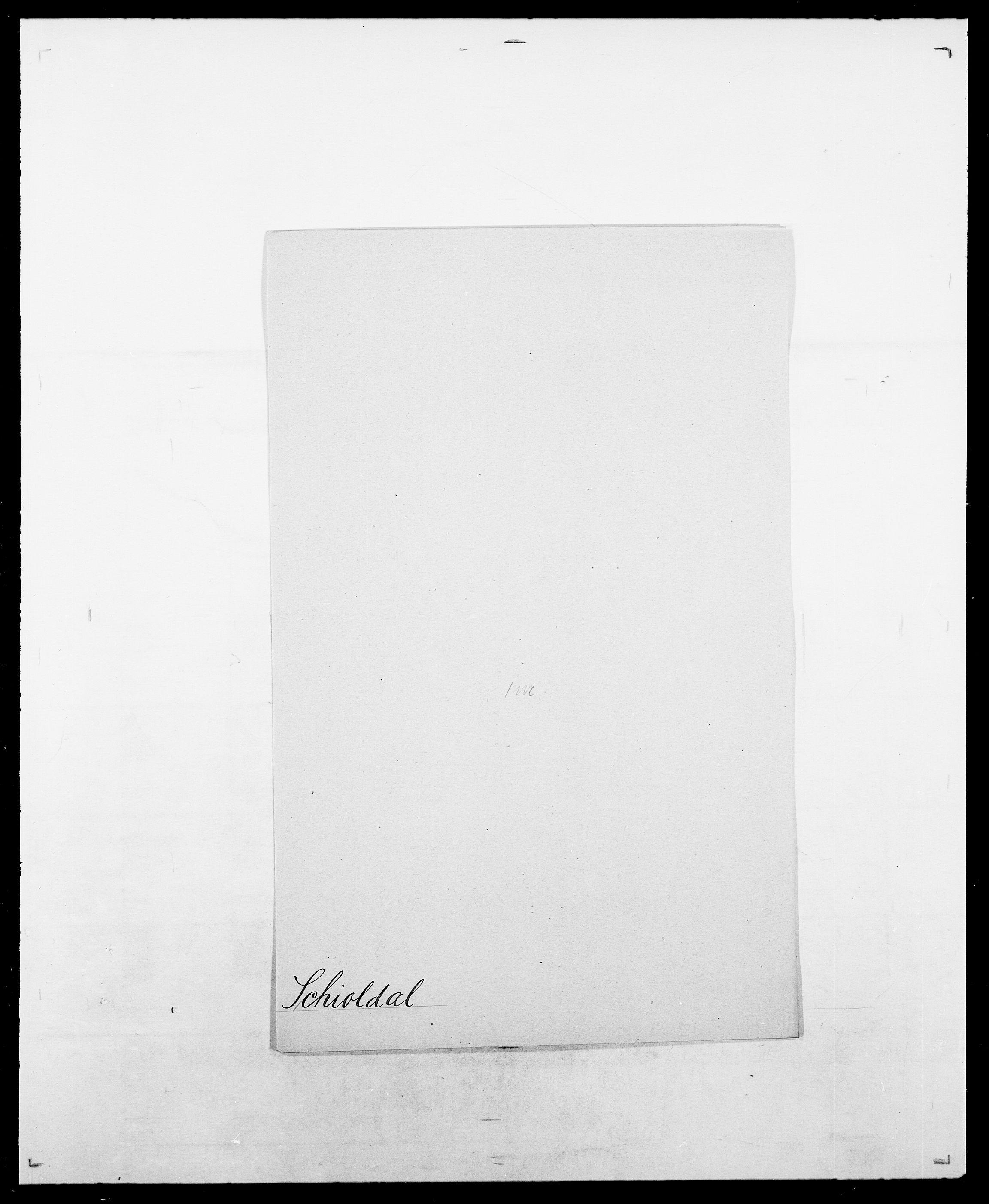 SAO, Delgobe, Charles Antoine - samling, D/Da/L0034: Saabye - Schmincke, s. 560