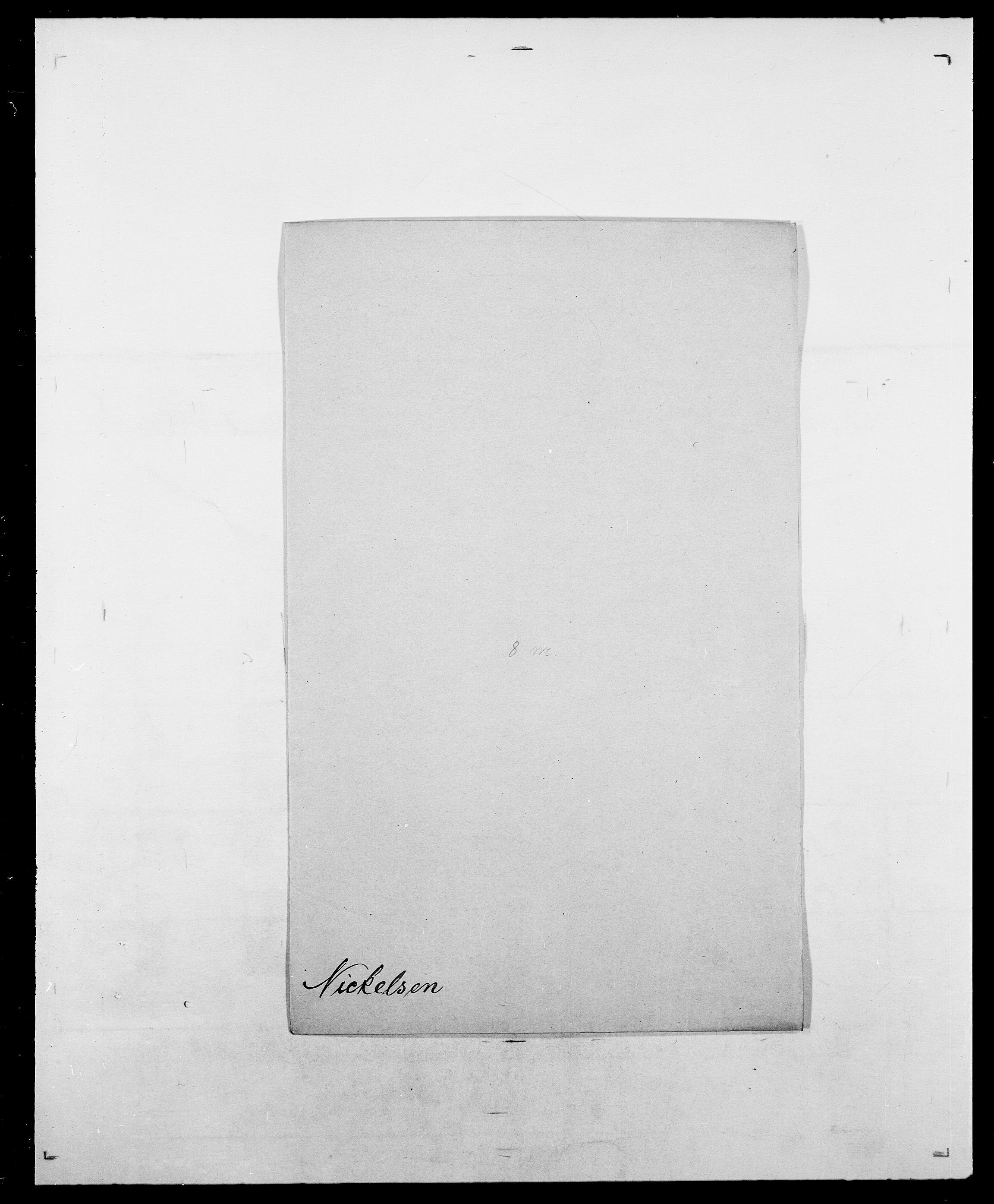 SAO, Delgobe, Charles Antoine - samling, D/Da/L0028: Naaden - Nøvik, s. 163