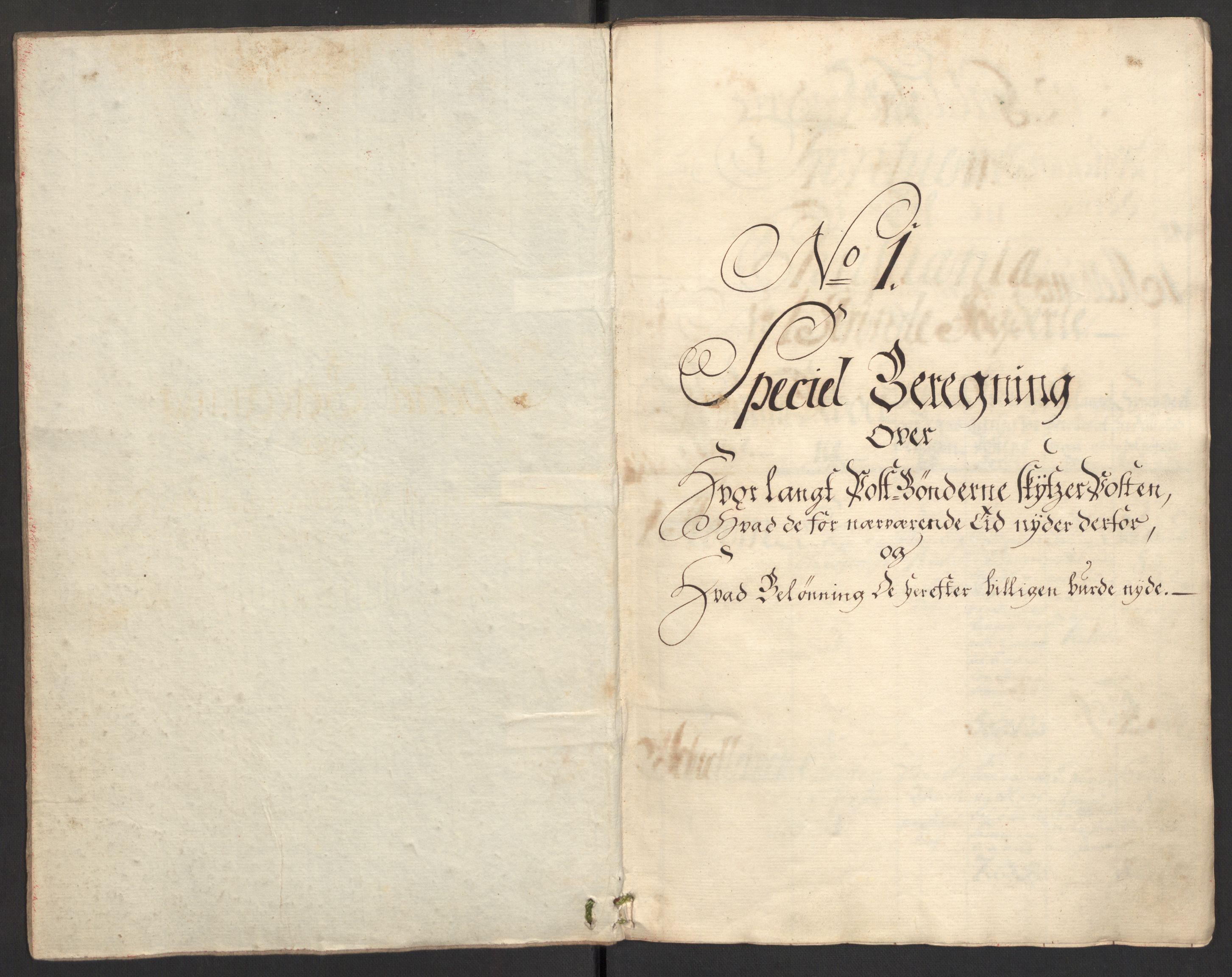 RA, Generalpostdireksjonen 1719-1814, E/L0025: Fortegnelse og forklaringer om postturene i Norge, 1752-1754, s. 3