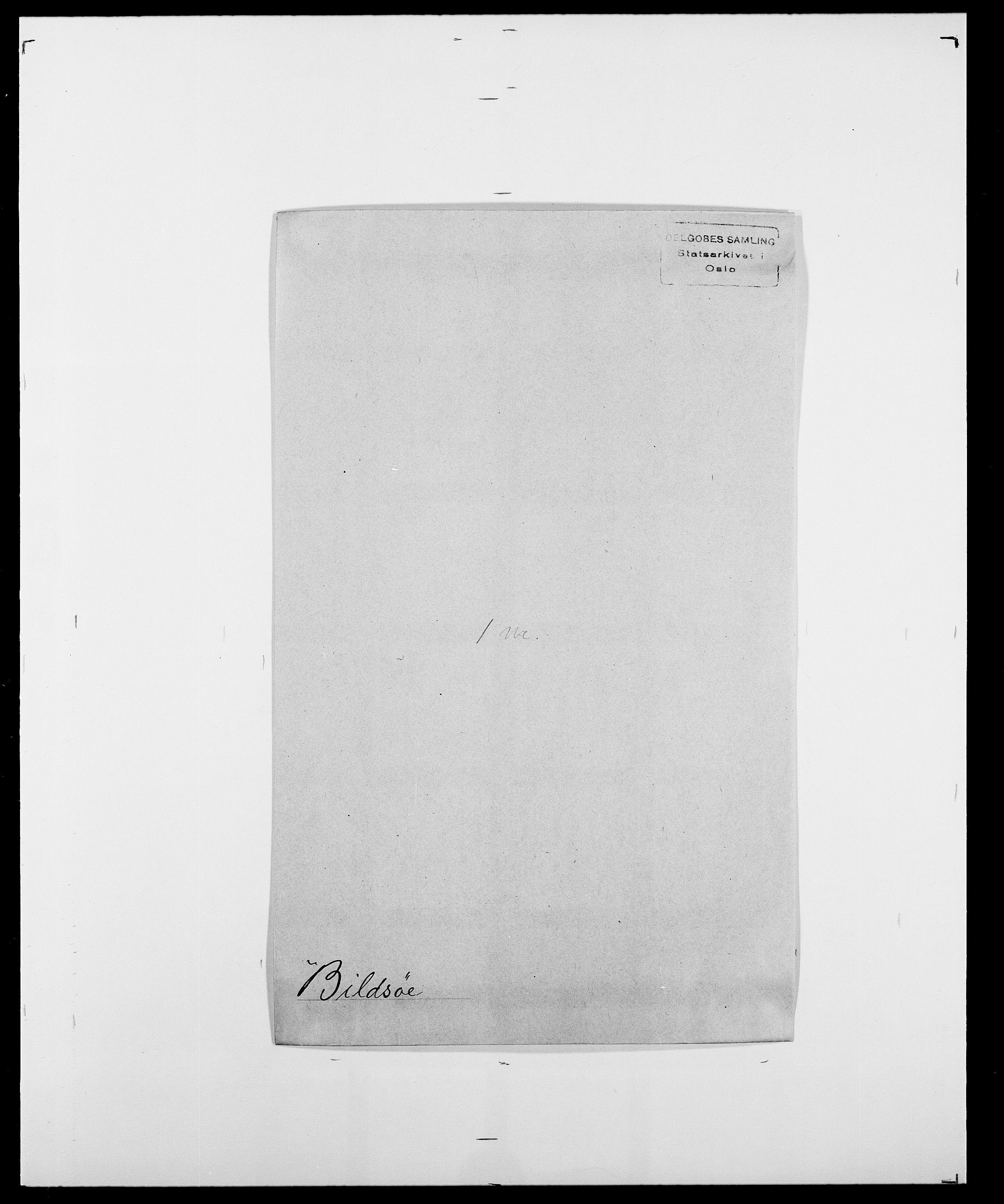 SAO, Delgobe, Charles Antoine - samling, D/Da/L0004: Bergendahl - Blære, s. 267