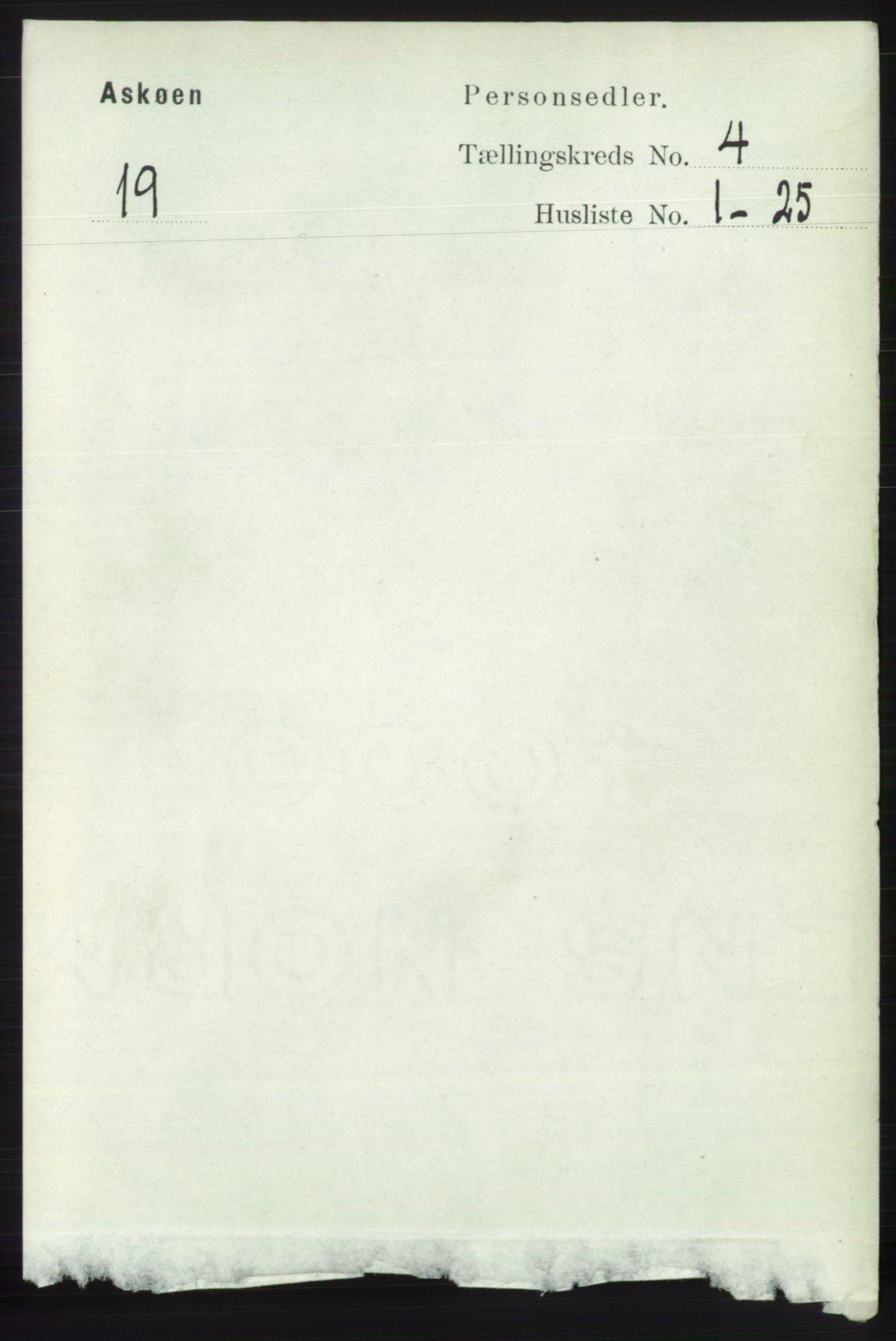 RA, Folketelling 1891 for 1247 Askøy herred, 1891, s. 2887