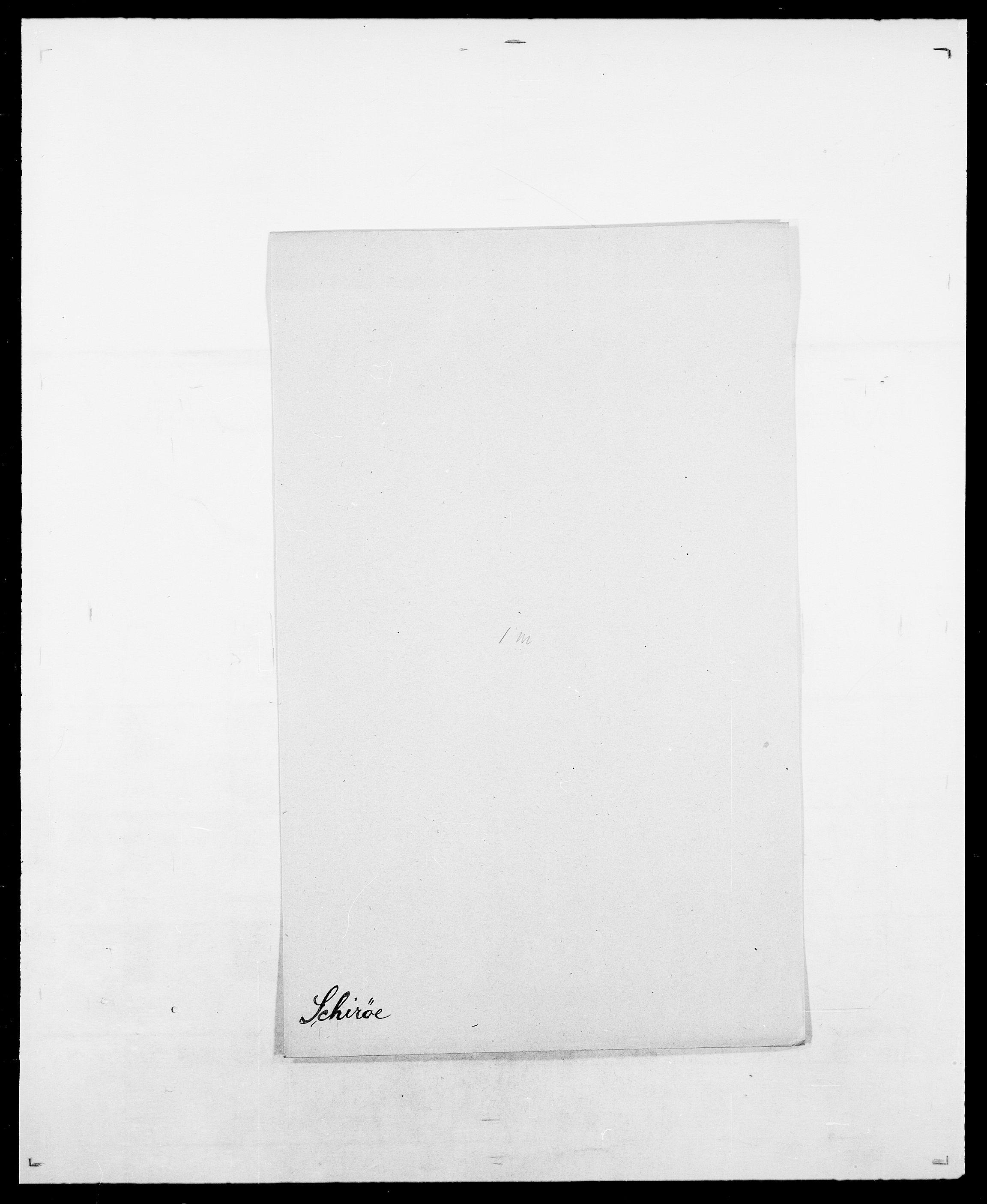 SAO, Delgobe, Charles Antoine - samling, D/Da/L0034: Saabye - Schmincke, s. 576