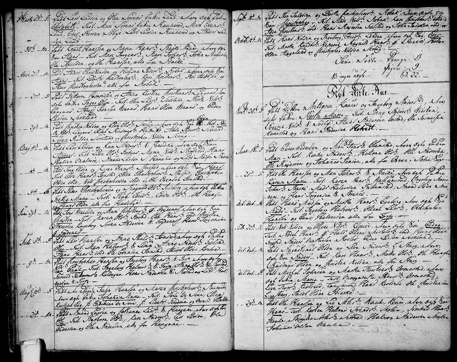 SAKO, Våle kirkebøker, F/Fa/L0005: Ministerialbok nr. I 5, 1773-1808, s. 26-27