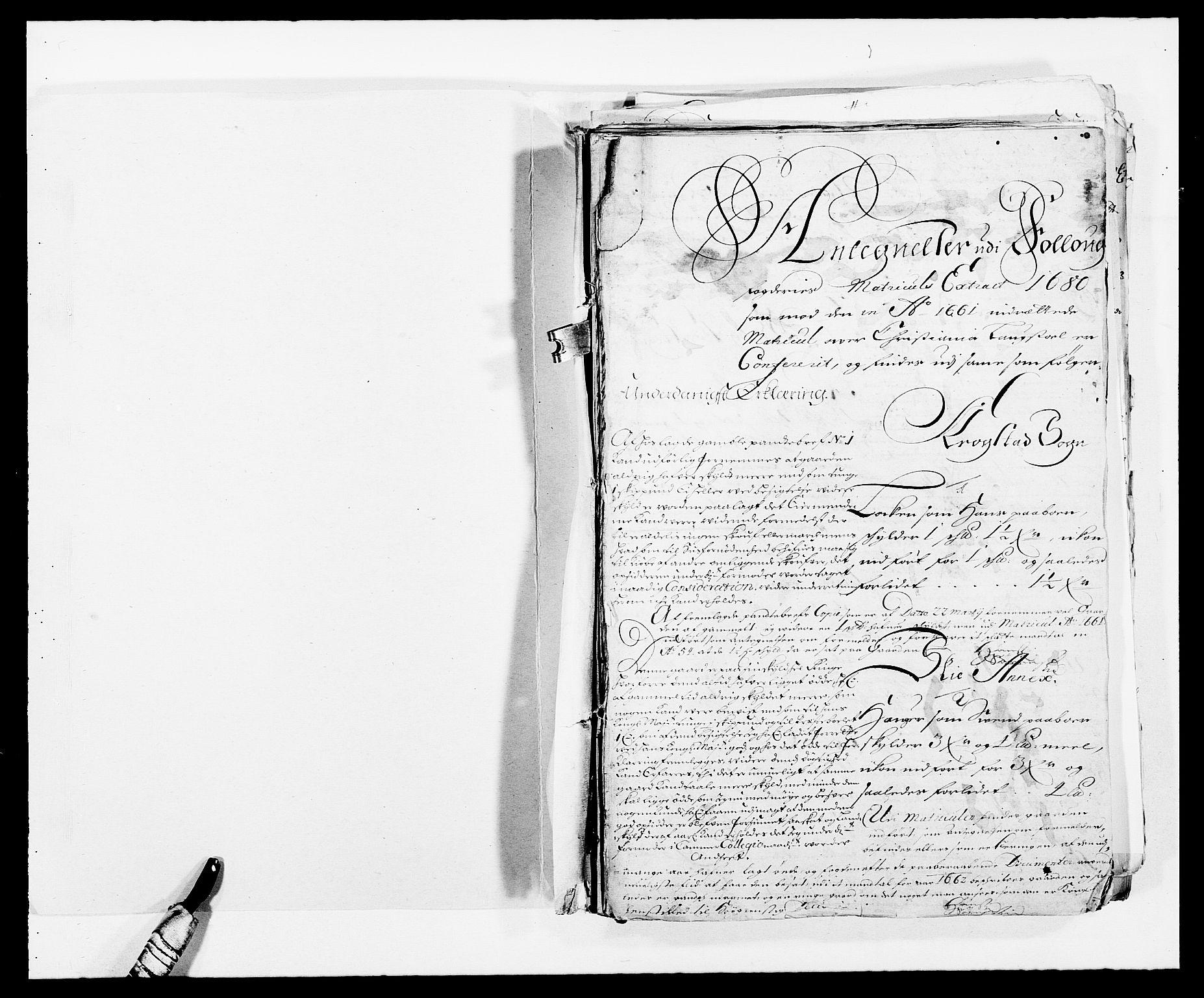 RA, Rentekammeret inntil 1814, Reviderte regnskaper, Fogderegnskap, R09/L0432: Fogderegnskap Follo, 1680-1684, s. 153
