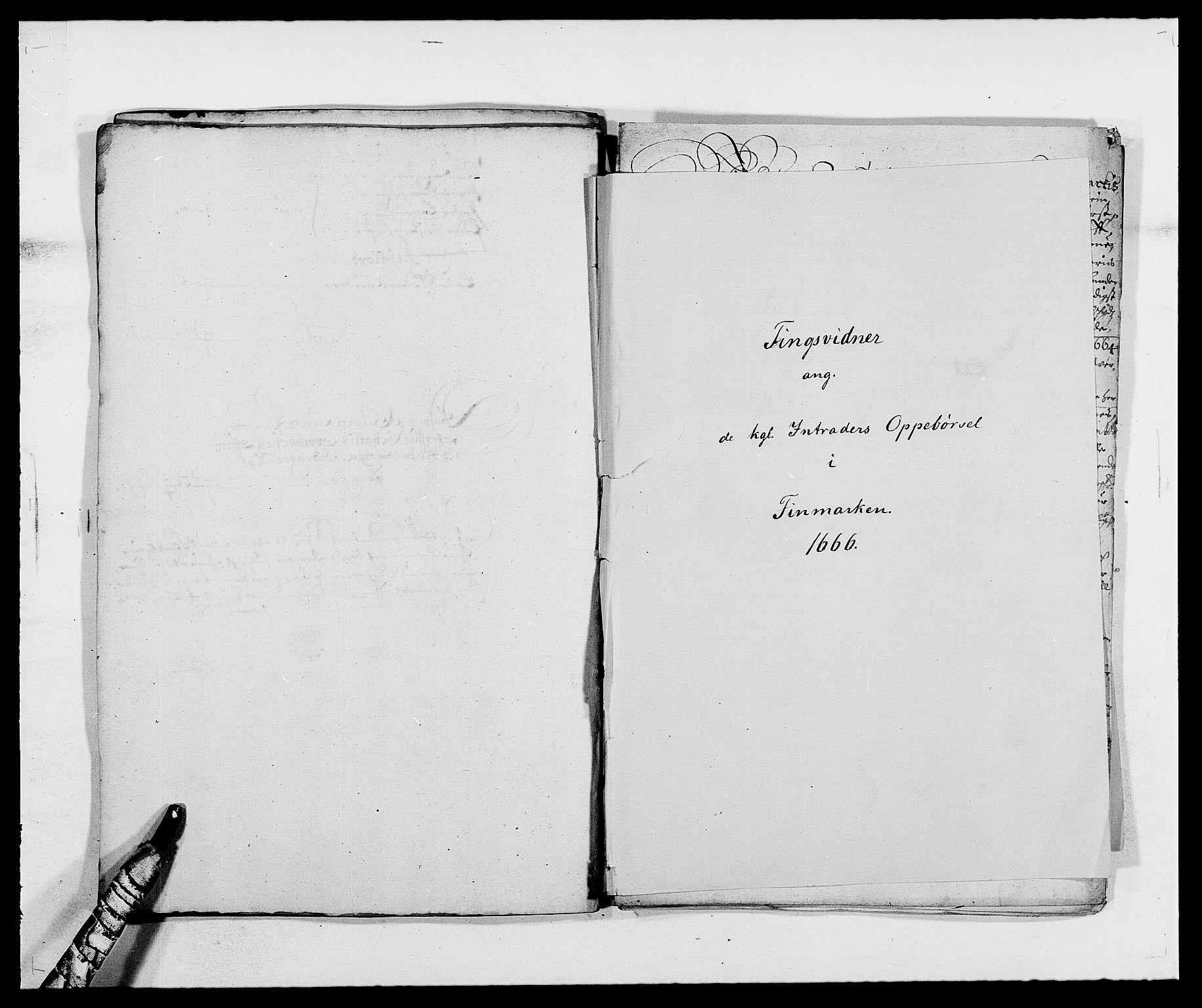 RA, Rentekammeret inntil 1814, Reviderte regnskaper, Fogderegnskap, R69/L4849: Fogderegnskap Finnmark/Vardøhus, 1661-1679, s. 93