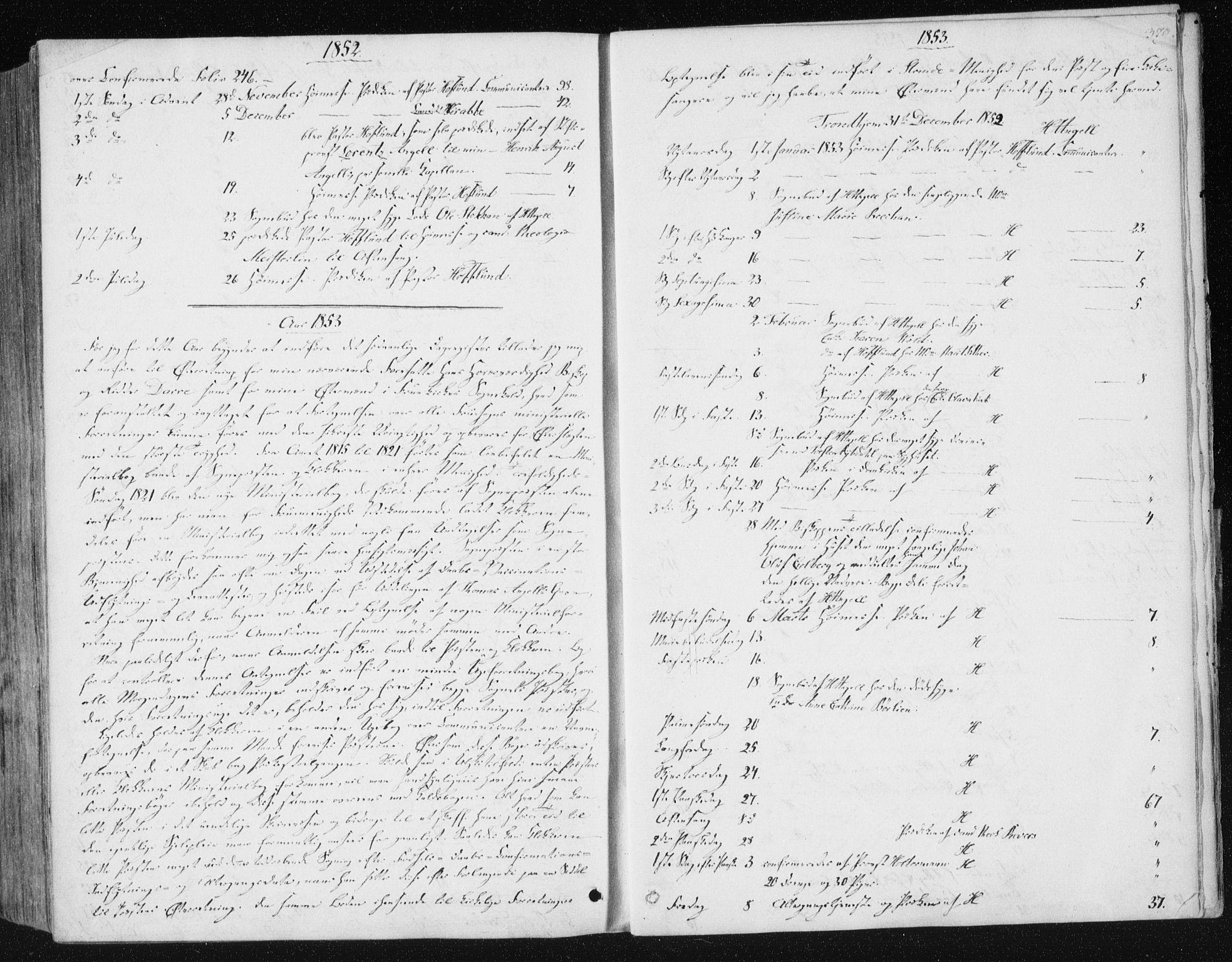SAT, Ministerialprotokoller, klokkerbøker og fødselsregistre - Sør-Trøndelag, 602/L0110: Ministerialbok nr. 602A08, 1840-1854, s. 379