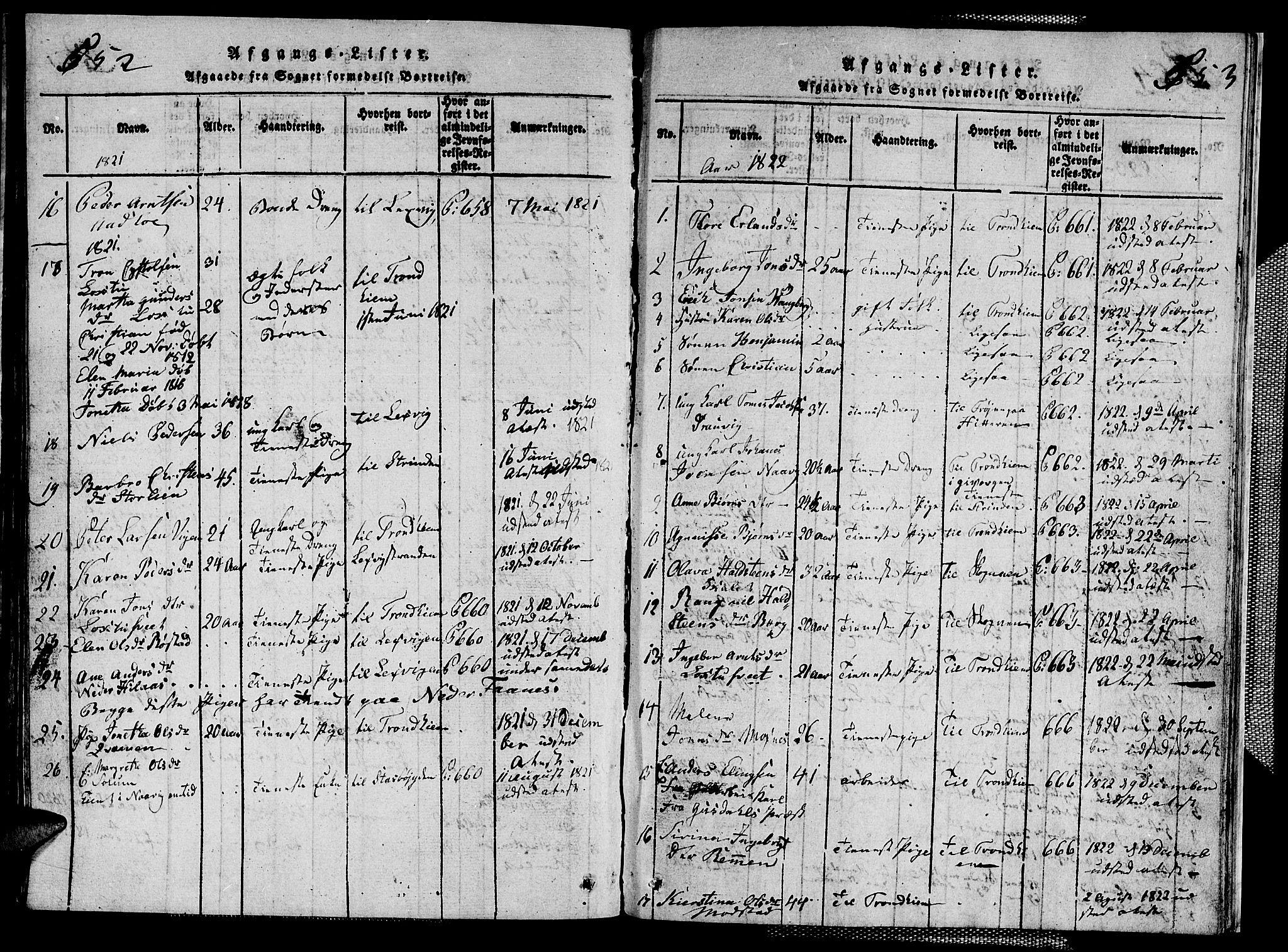 SAT, Ministerialprotokoller, klokkerbøker og fødselsregistre - Nord-Trøndelag, 713/L0124: Klokkerbok nr. 713C01, 1817-1827, s. 552-553
