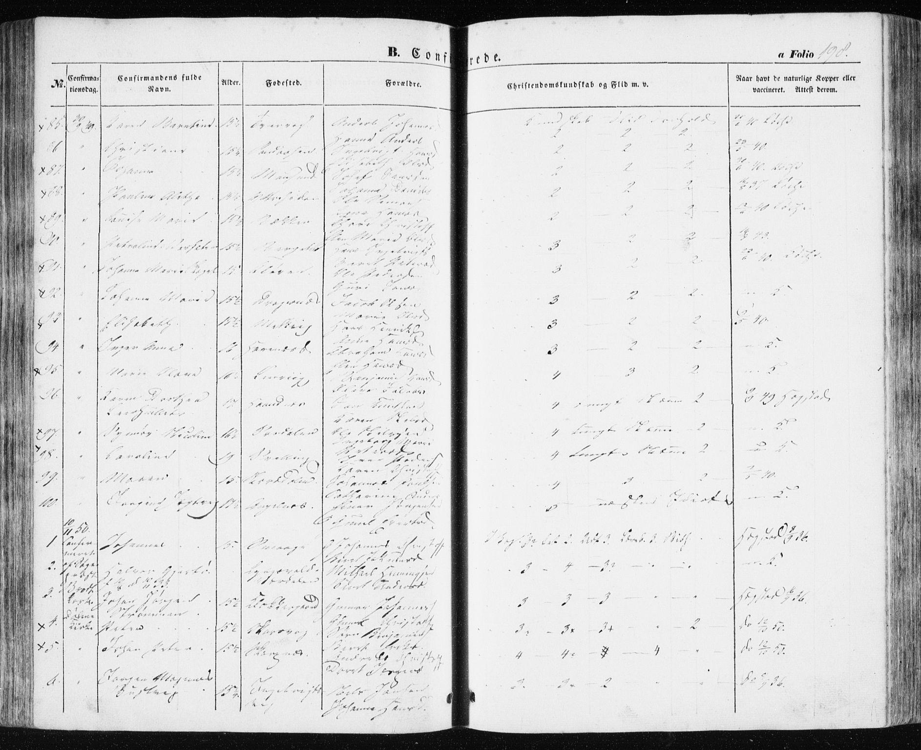 SAT, Ministerialprotokoller, klokkerbøker og fødselsregistre - Sør-Trøndelag, 634/L0529: Ministerialbok nr. 634A05, 1843-1851, s. 198