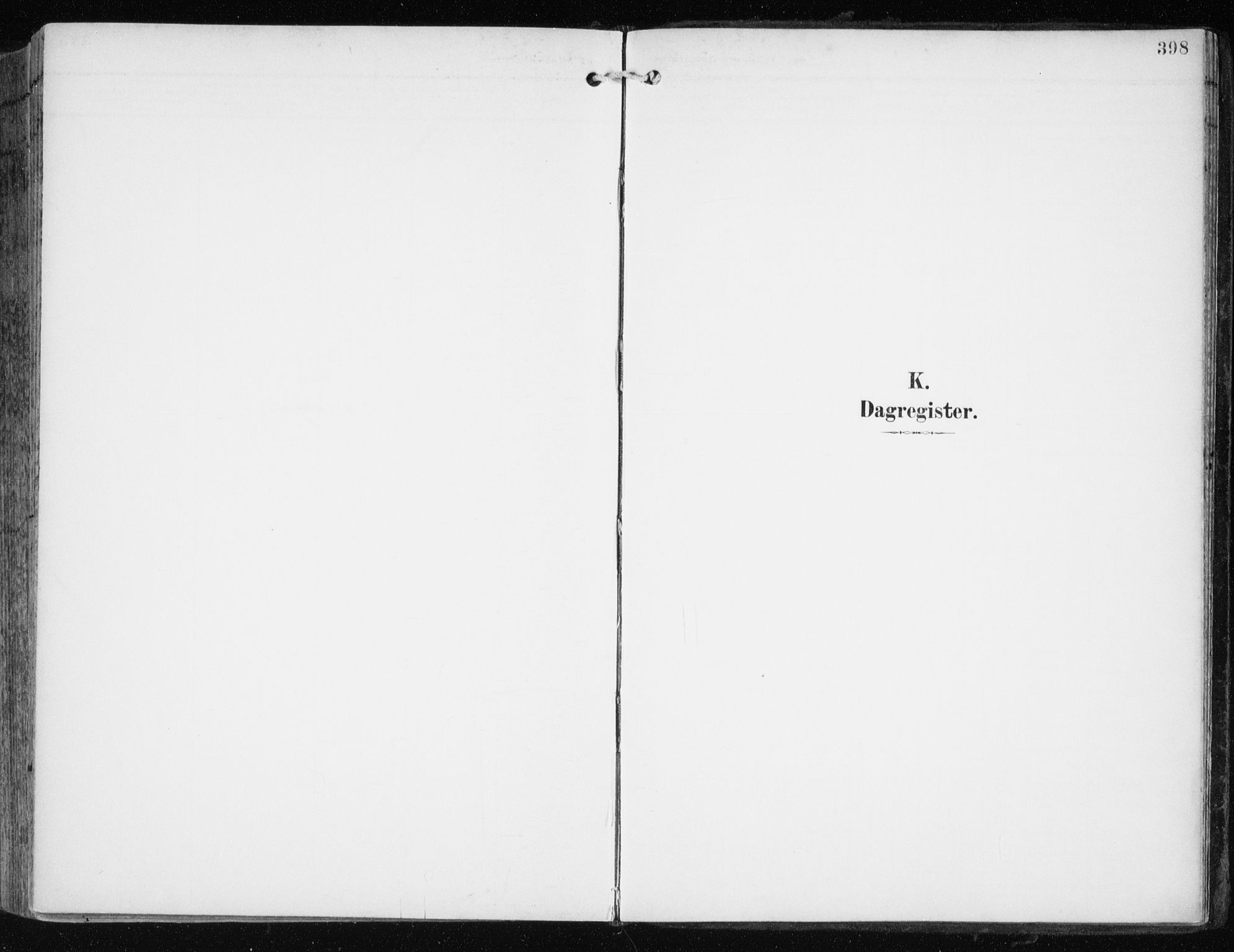 SATØ, Tromsøysund sokneprestkontor, G/Ga/L0006kirke: Ministerialbok nr. 6, 1897-1906, s. 398