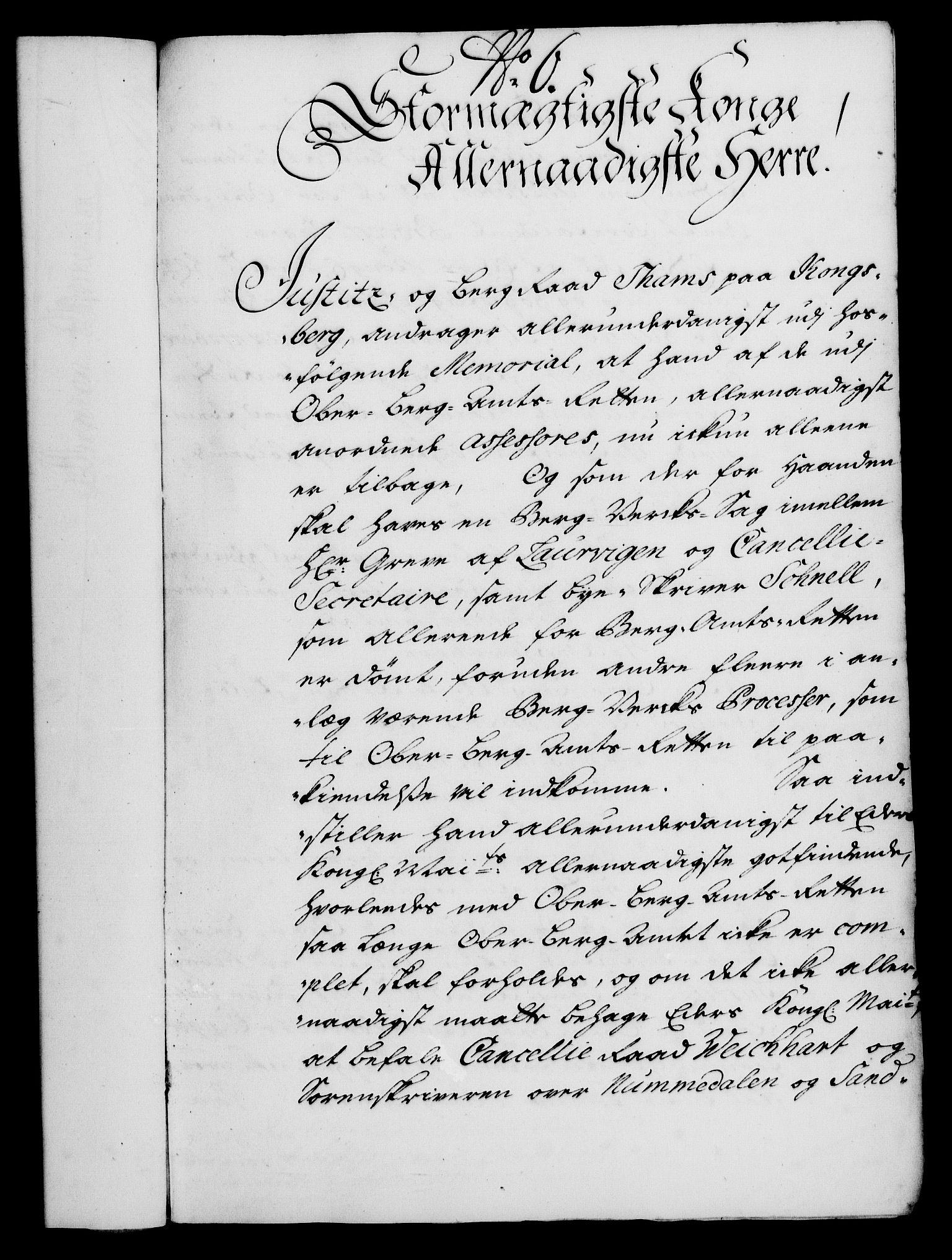 RA, Rentekammeret, Kammerkanselliet, G/Gf/Gfa/L0021: Norsk relasjons- og resolusjonsprotokoll (merket RK 52.21), 1738, s. 53