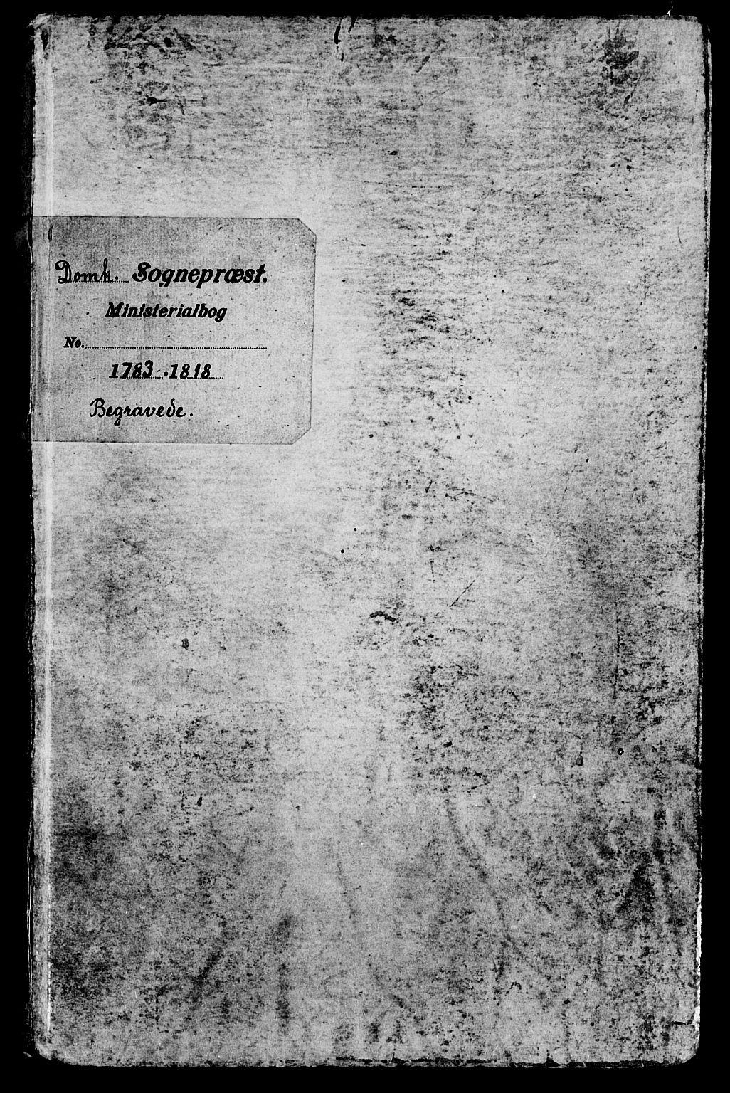 SAT, Ministerialprotokoller, klokkerbøker og fødselsregistre - Sør-Trøndelag, 601/L0040: Ministerialbok nr. 601A08, 1783-1818