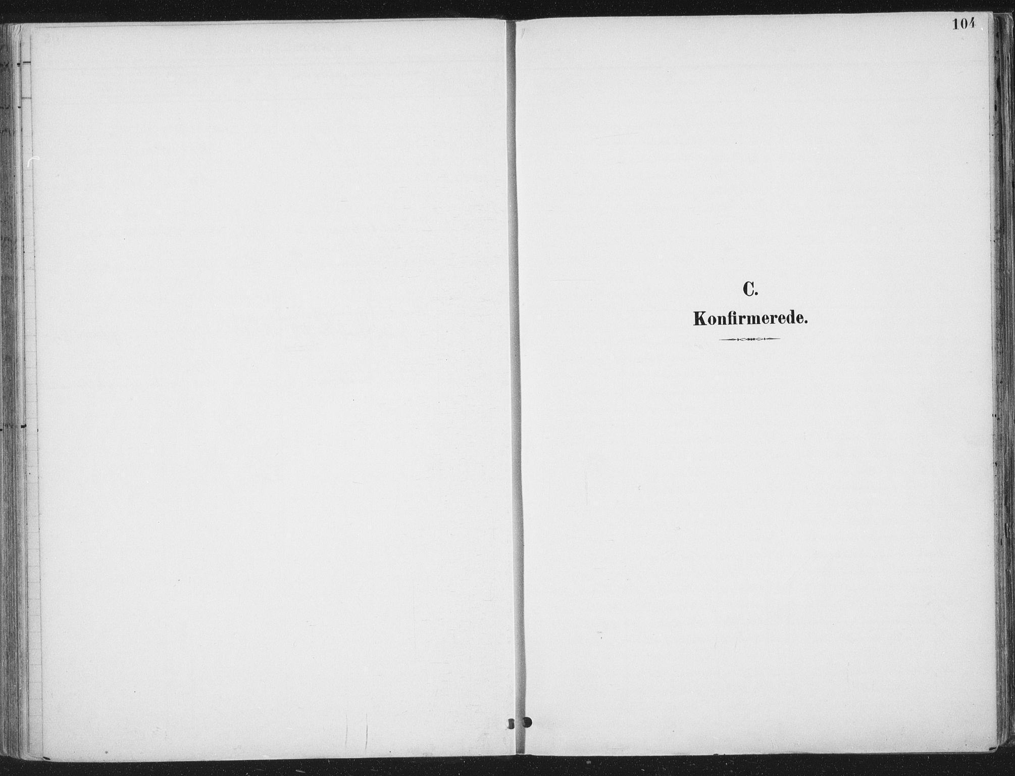SAT, Ministerialprotokoller, klokkerbøker og fødselsregistre - Nord-Trøndelag, 709/L0082: Ministerialbok nr. 709A22, 1896-1916, s. 104