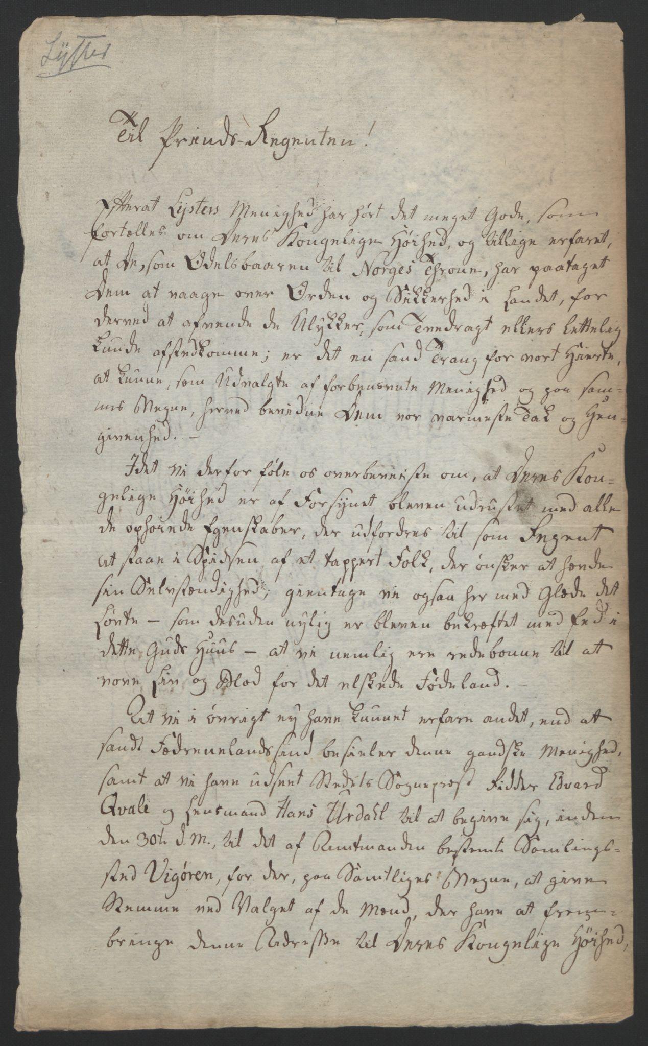 RA, Statsrådssekretariatet, D/Db/L0008: Fullmakter for Eidsvollsrepresentantene i 1814. , 1814, s. 340