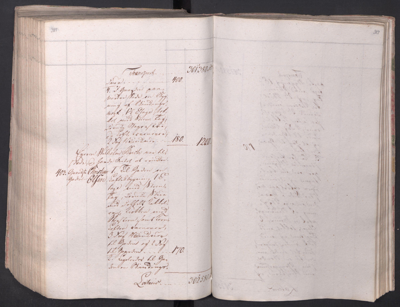 SAO, Kristiania stiftamt, I/Ia/L0015: Branntakster, 1797, s. 387