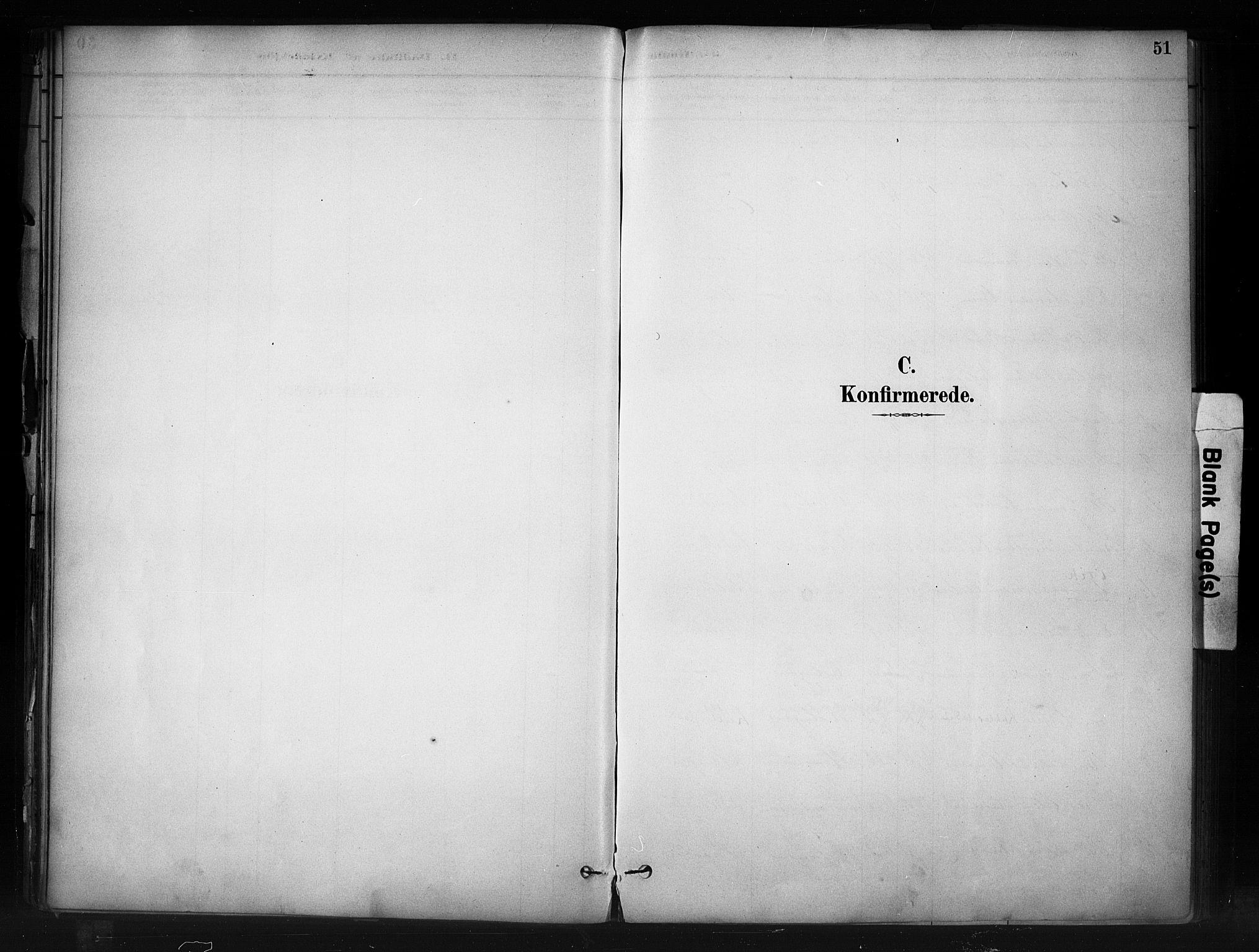 SAH, Nord-Aurdal prestekontor, Ministerialbok nr. 13, 1883-1895, s. 51