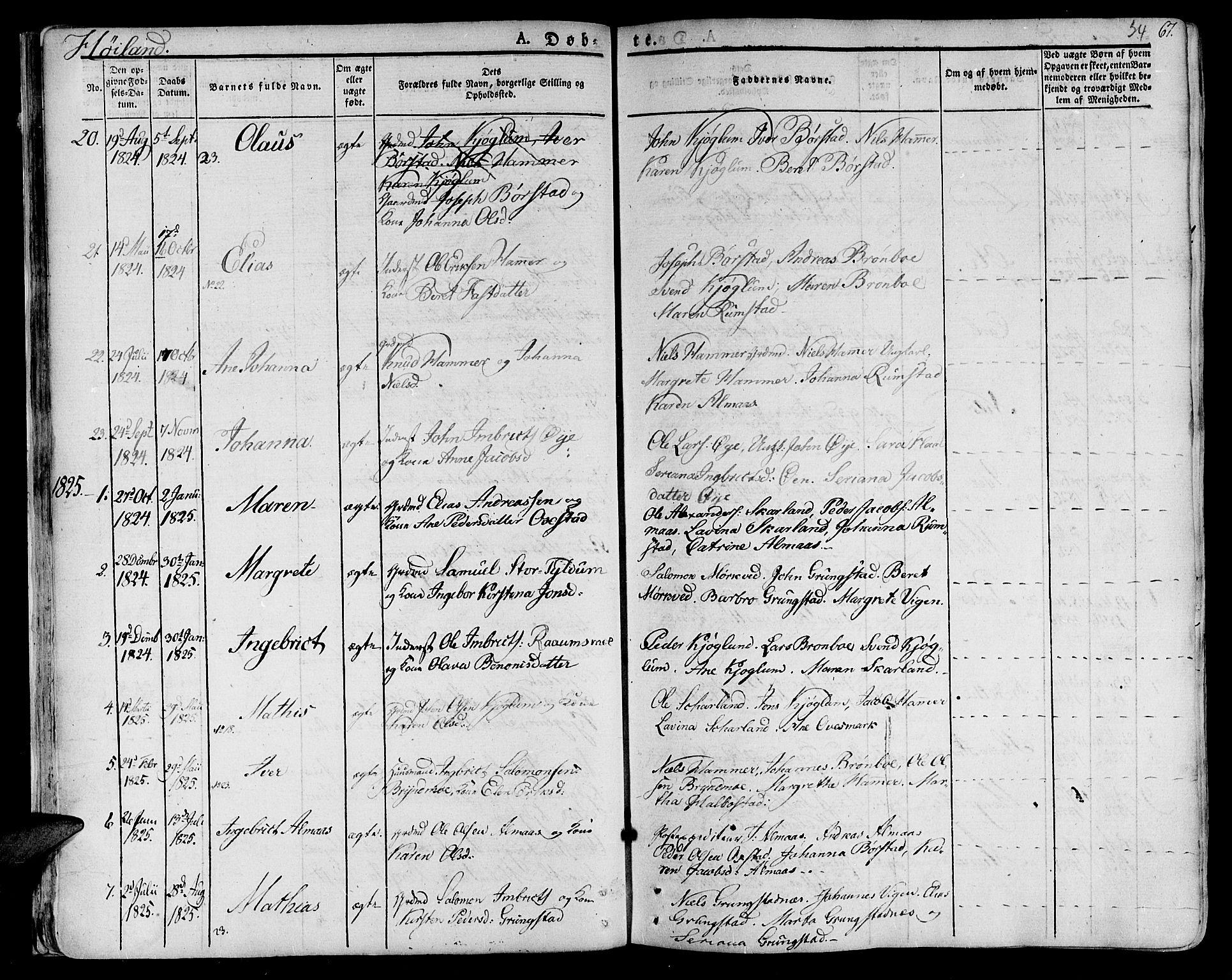 SAT, Ministerialprotokoller, klokkerbøker og fødselsregistre - Nord-Trøndelag, 758/L0510: Ministerialbok nr. 758A01 /2, 1821-1841, s. 34
