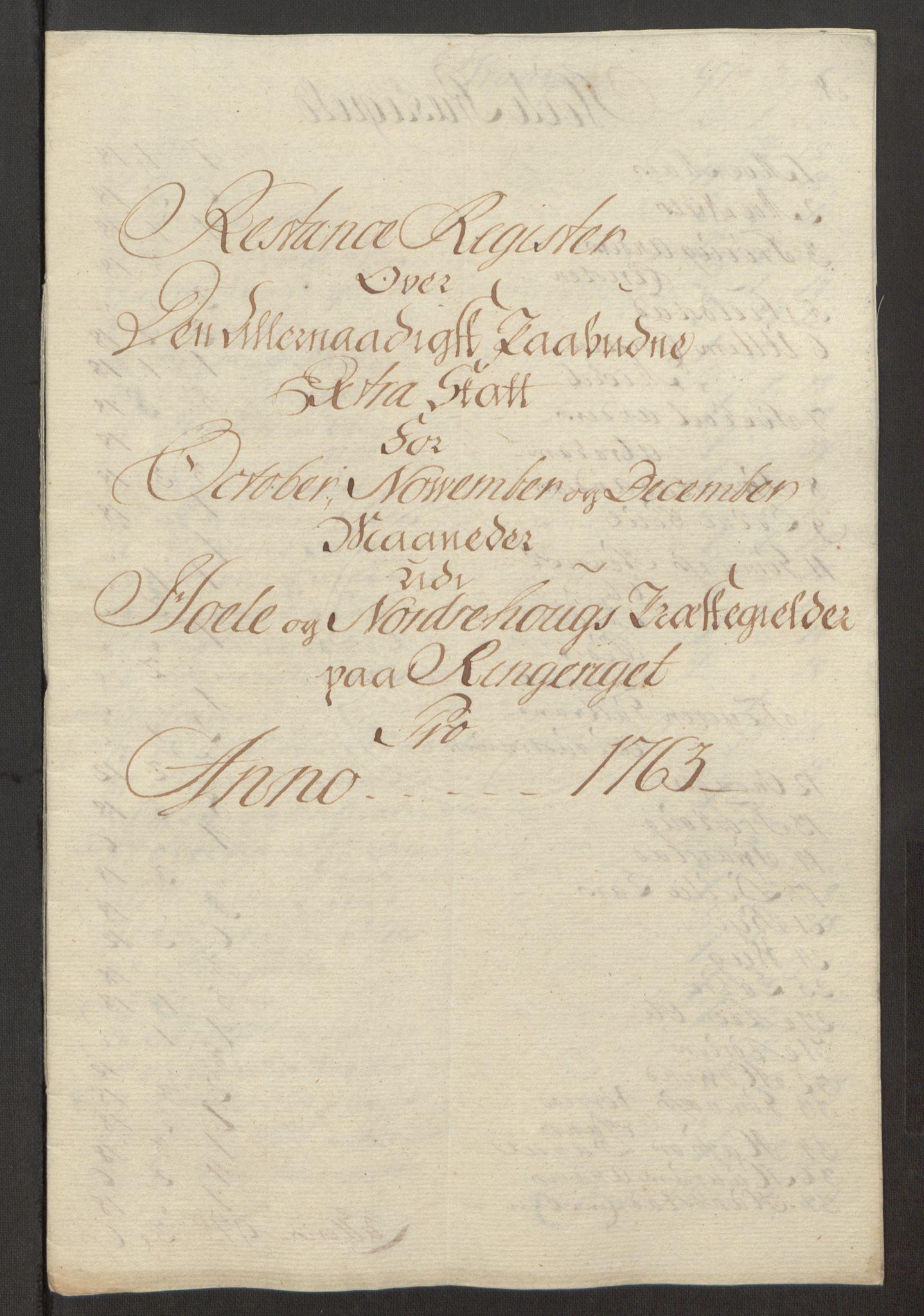 RA, Rentekammeret inntil 1814, Reviderte regnskaper, Fogderegnskap, R23/L1565: Ekstraskatten Ringerike og Hallingdal, 1762-1763, s. 552