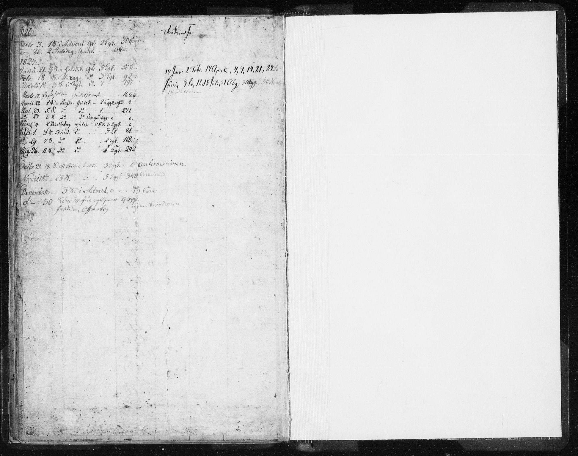 SAT, Ministerialprotokoller, klokkerbøker og fødselsregistre - Sør-Trøndelag, 616/L0404: Ministerialbok nr. 616A01, 1823-1831