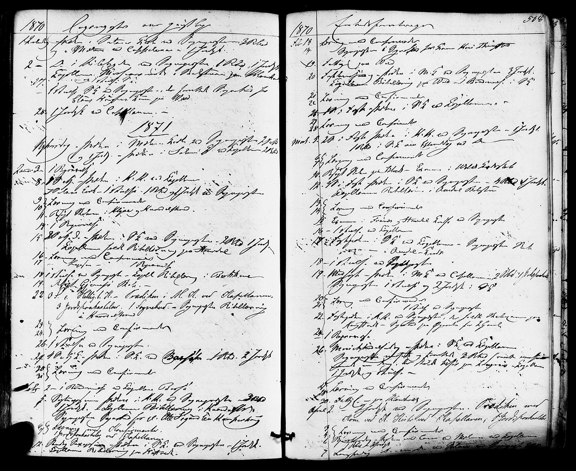 SAKO, Solum kirkebøker, F/Fa/L0008: Ministerialbok nr. I 8, 1865-1876, s. 508
