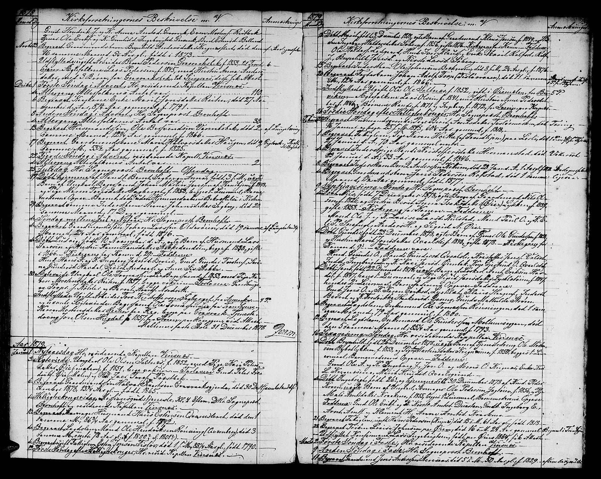 SAT, Ministerialprotokoller, klokkerbøker og fødselsregistre - Sør-Trøndelag, 691/L1093: Klokkerbok nr. 691C04, 1852-1879, s. 139