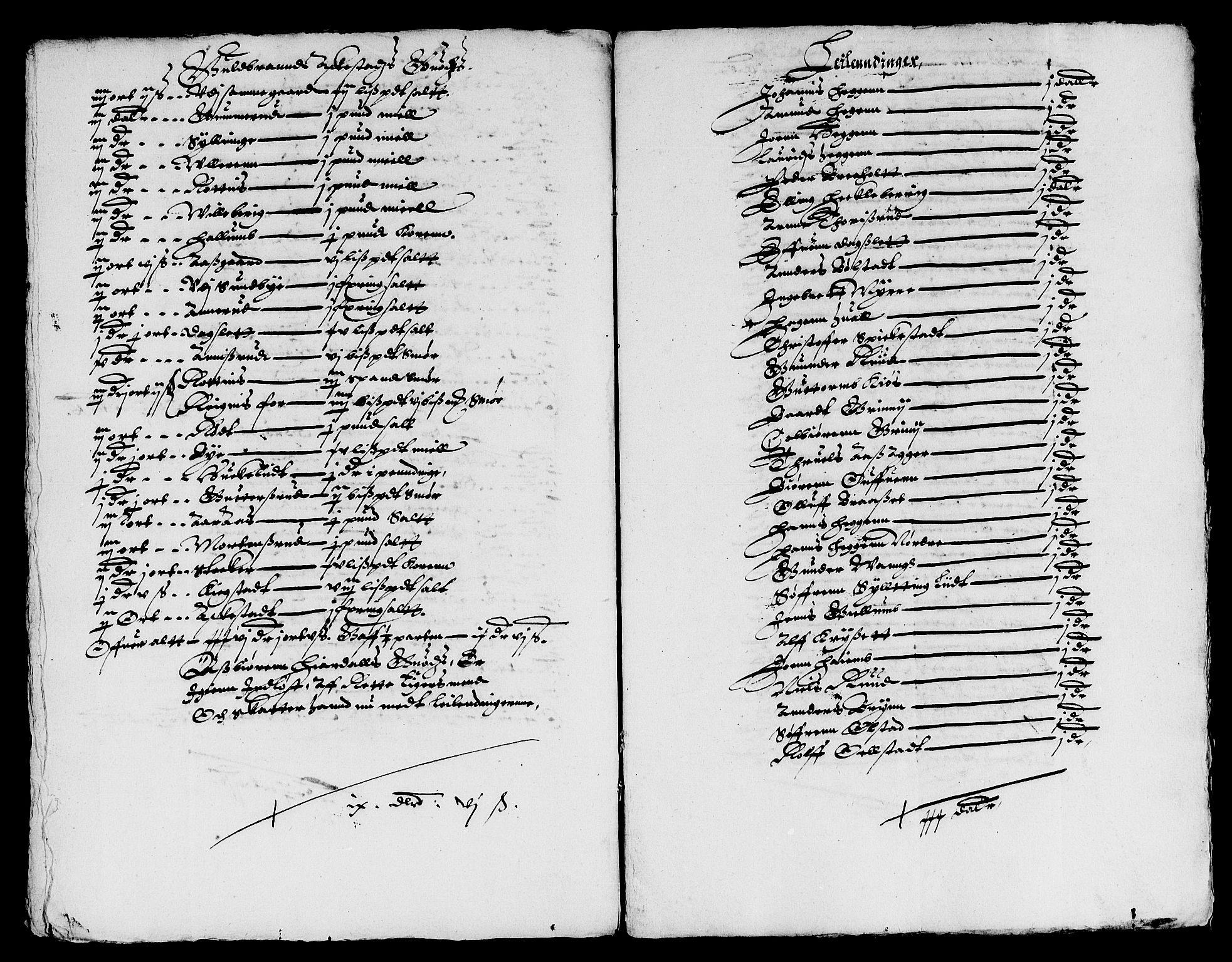 RA, Rentekammeret inntil 1814, Reviderte regnskaper, Lensregnskaper, R/Rb/Rba/L0048: Akershus len, 1618-1619, s. upaginert