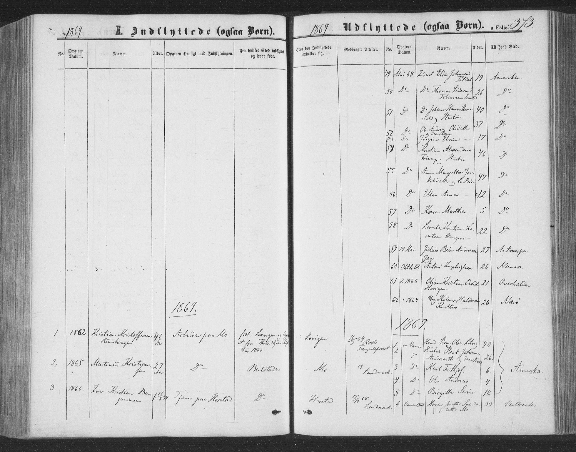 SAT, Ministerialprotokoller, klokkerbøker og fødselsregistre - Nord-Trøndelag, 773/L0615: Ministerialbok nr. 773A06, 1857-1870, s. 373
