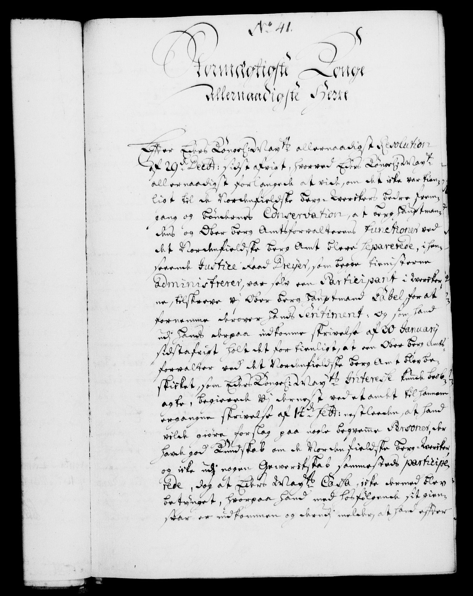 RA, Rentekammeret, Kammerkanselliet, G/Gf/Gfa/L0005: Norsk relasjons- og resolusjonsprotokoll (merket RK 52.5), 1722, s. 188