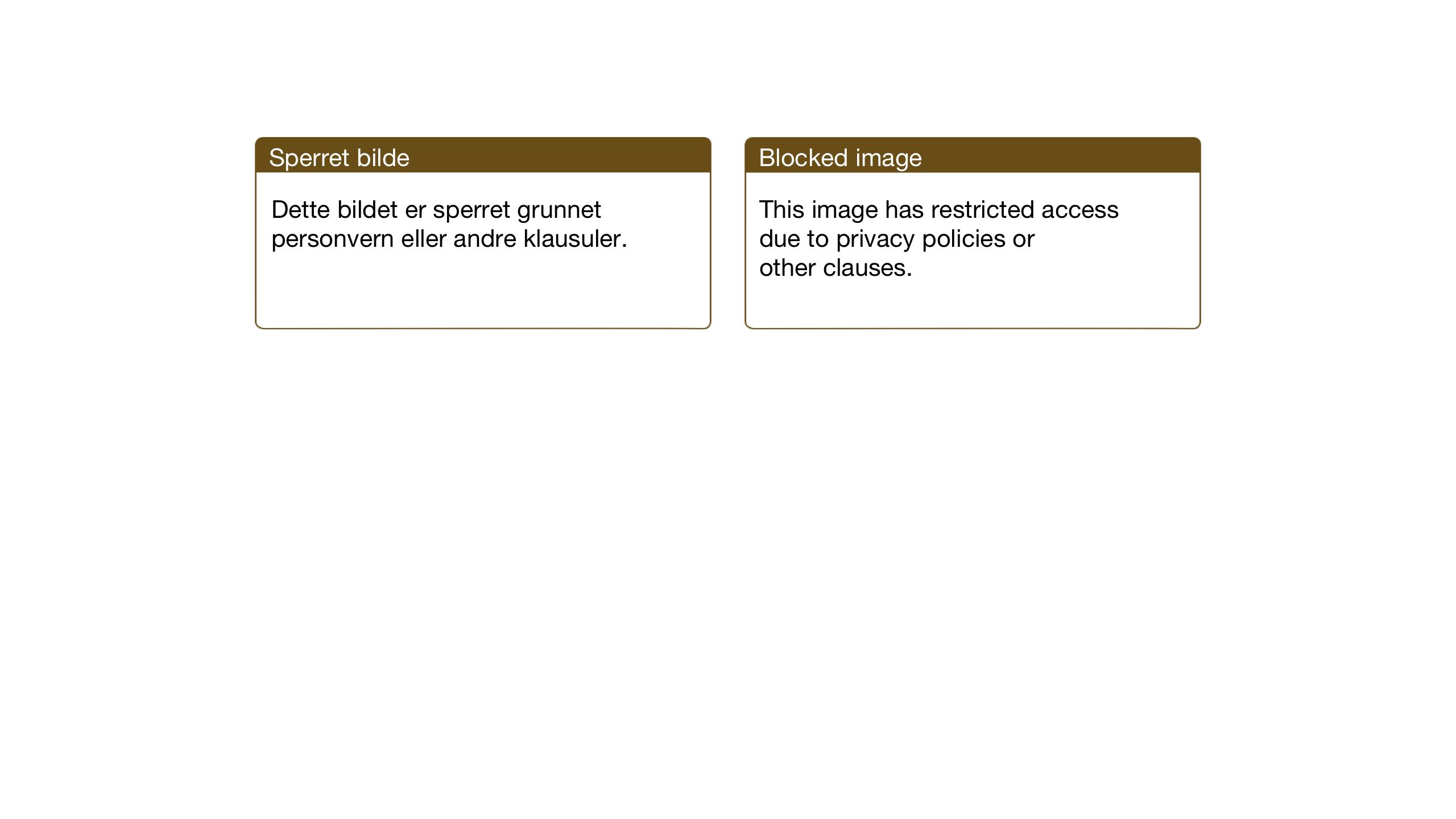 SAT, Ministerialprotokoller, klokkerbøker og fødselsregistre - Sør-Trøndelag, 683/L0951: Klokkerbok nr. 683C03, 1919-1970