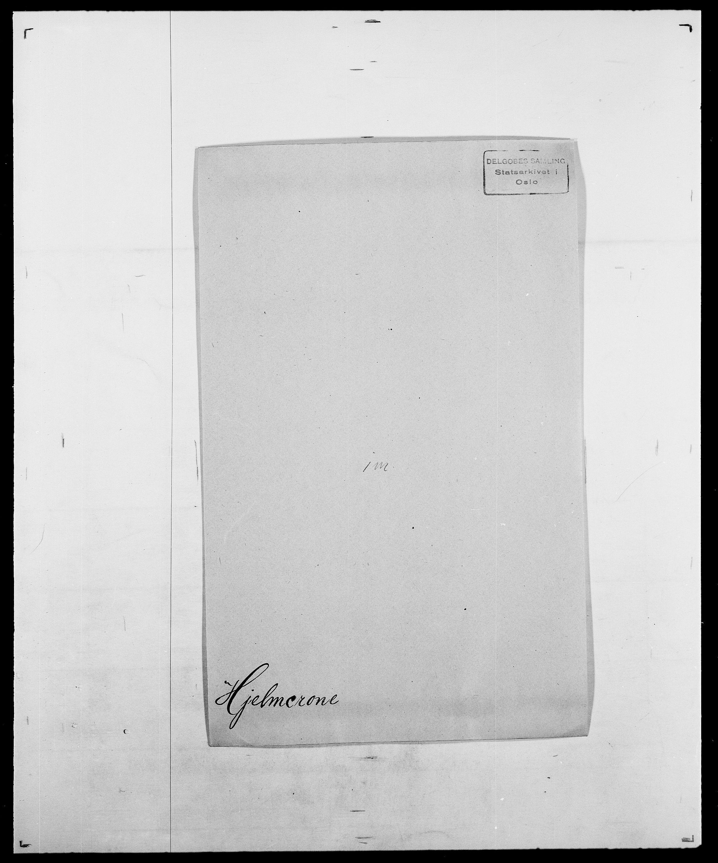 SAO, Delgobe, Charles Antoine - samling, D/Da/L0017: Helander - Hjørne, s. 537
