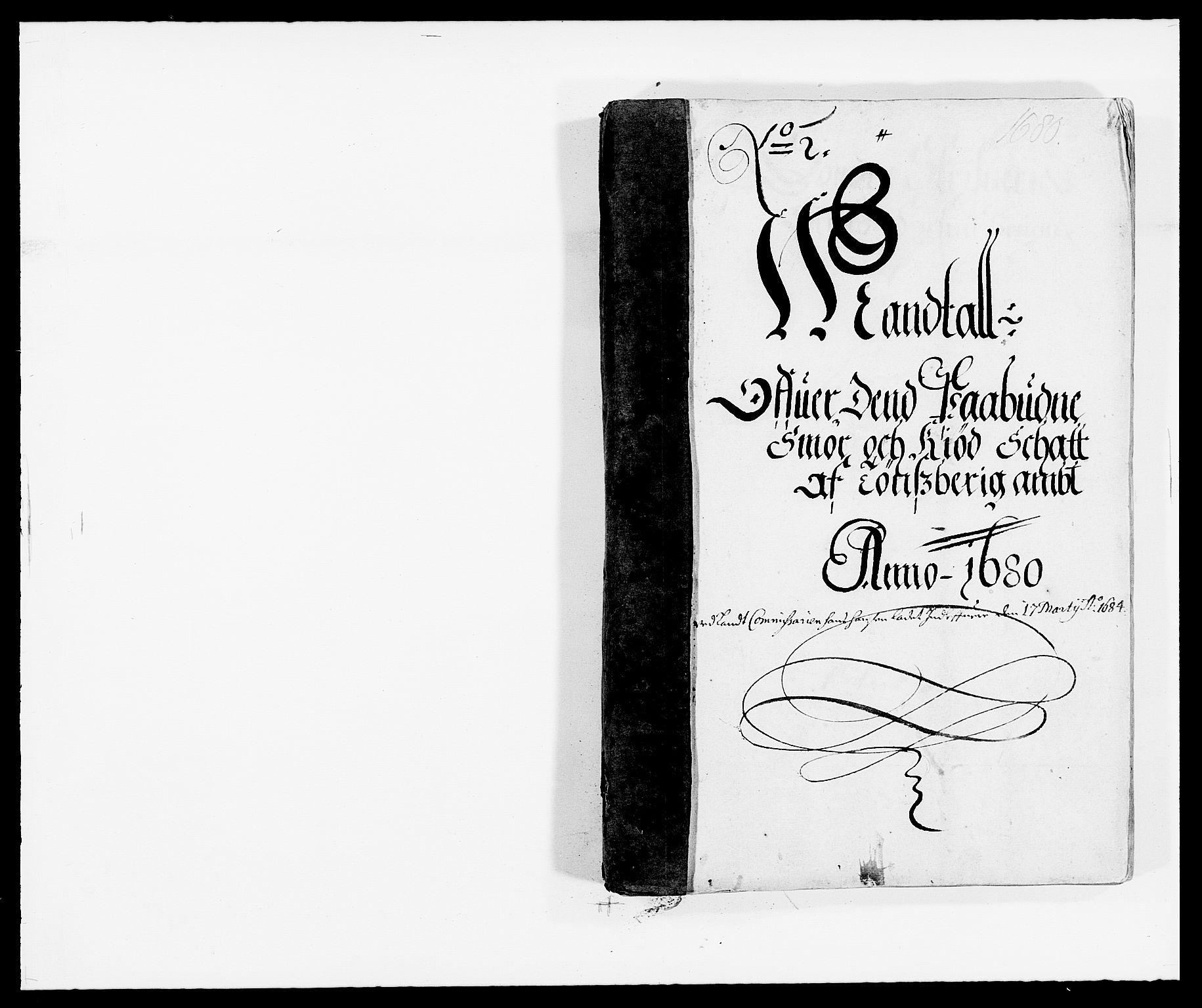 RA, Rentekammeret inntil 1814, Reviderte regnskaper, Fogderegnskap, R32/L1848: Fogderegnskap Jarlsberg grevskap, 1679-1680, s. 112