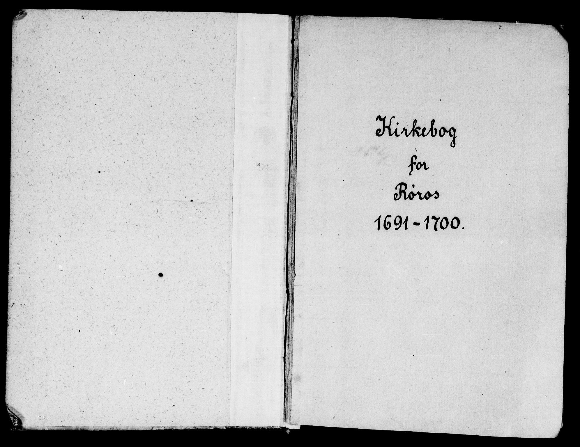 SAT, Ministerialprotokoller, klokkerbøker og fødselsregistre - Sør-Trøndelag, 681/L0923: Ministerialbok nr. 681A01, 1691-1700