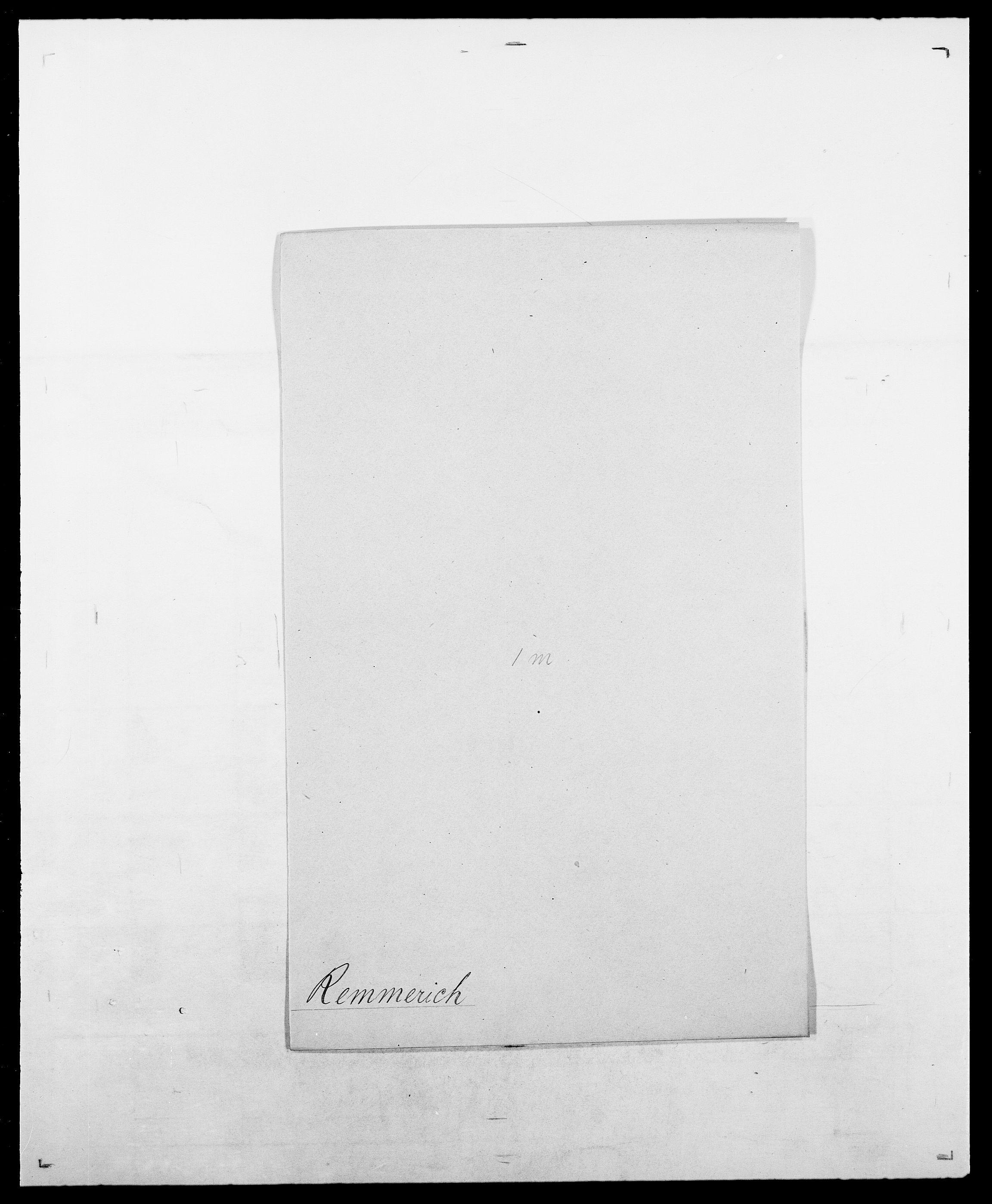 SAO, Delgobe, Charles Antoine - samling, D/Da/L0032: Rabakovsky - Rivertz, s. 412