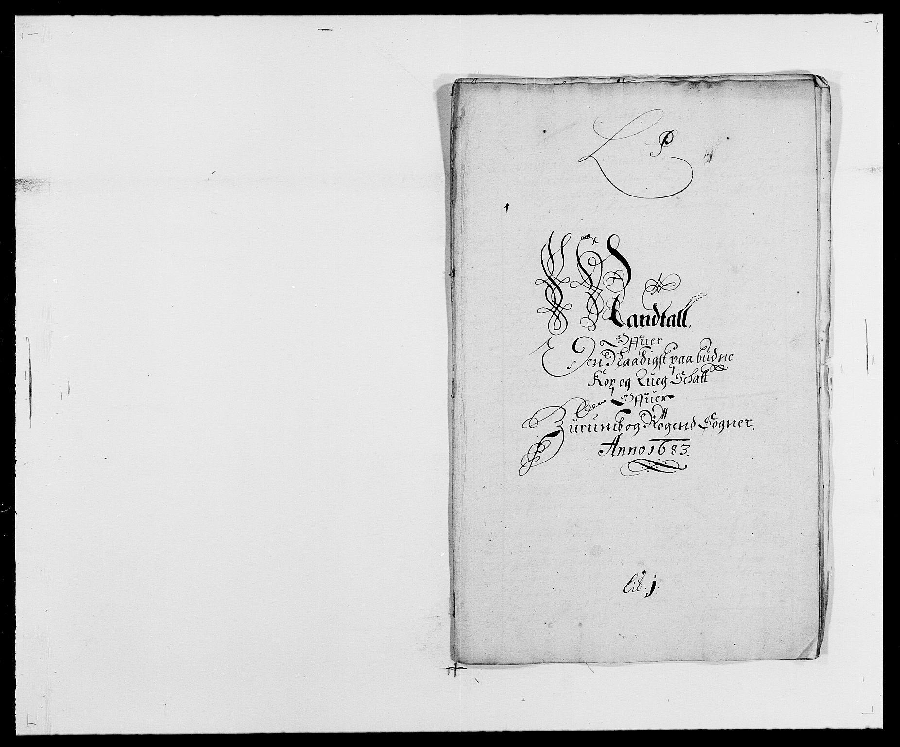 RA, Rentekammeret inntil 1814, Reviderte regnskaper, Fogderegnskap, R29/L1692: Fogderegnskap Hurum og Røyken, 1682-1687, s. 167