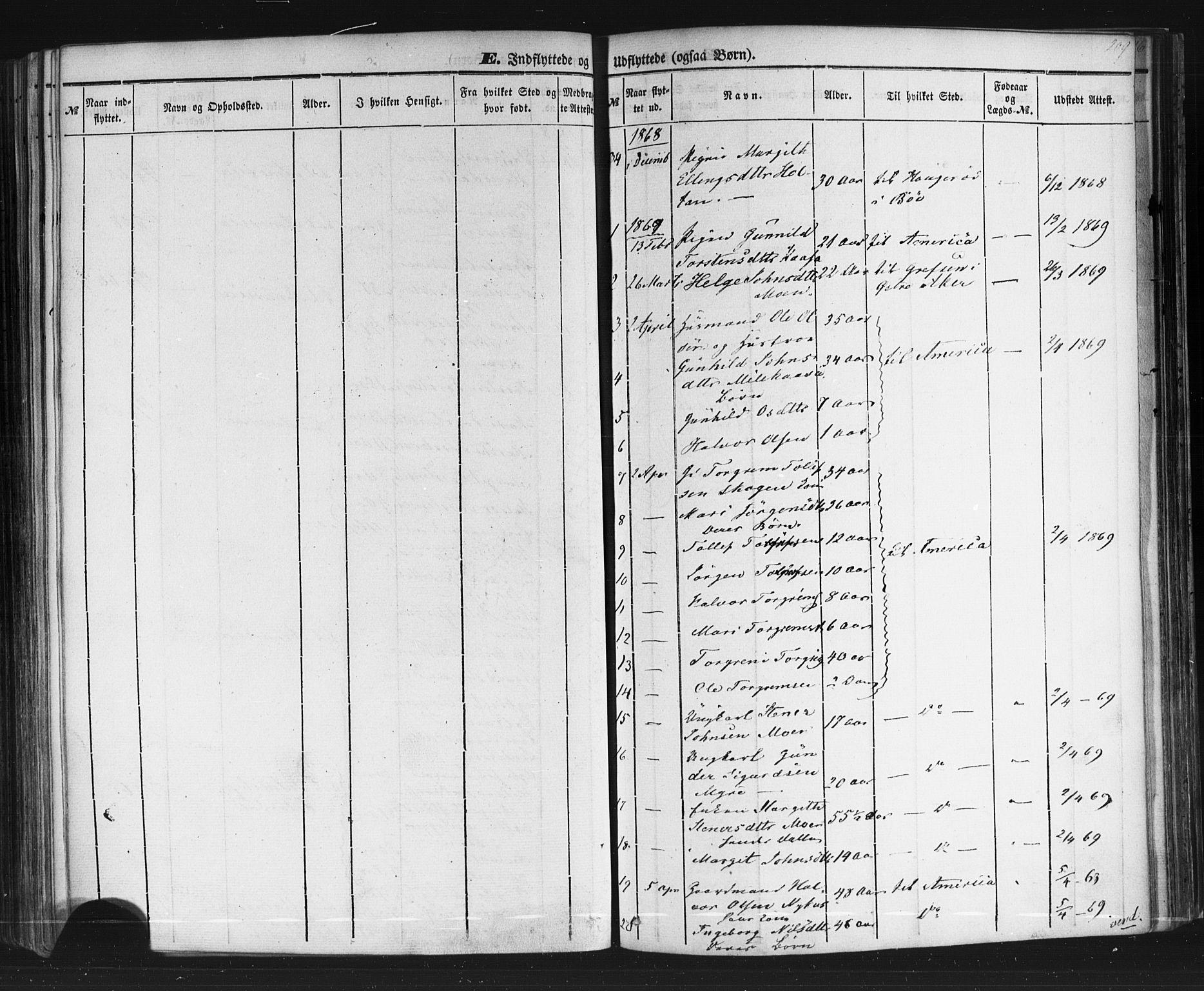 SAKO, Sauherad kirkebøker, F/Fb/L0001: Ministerialbok nr. II 1, 1851-1877, s. 209