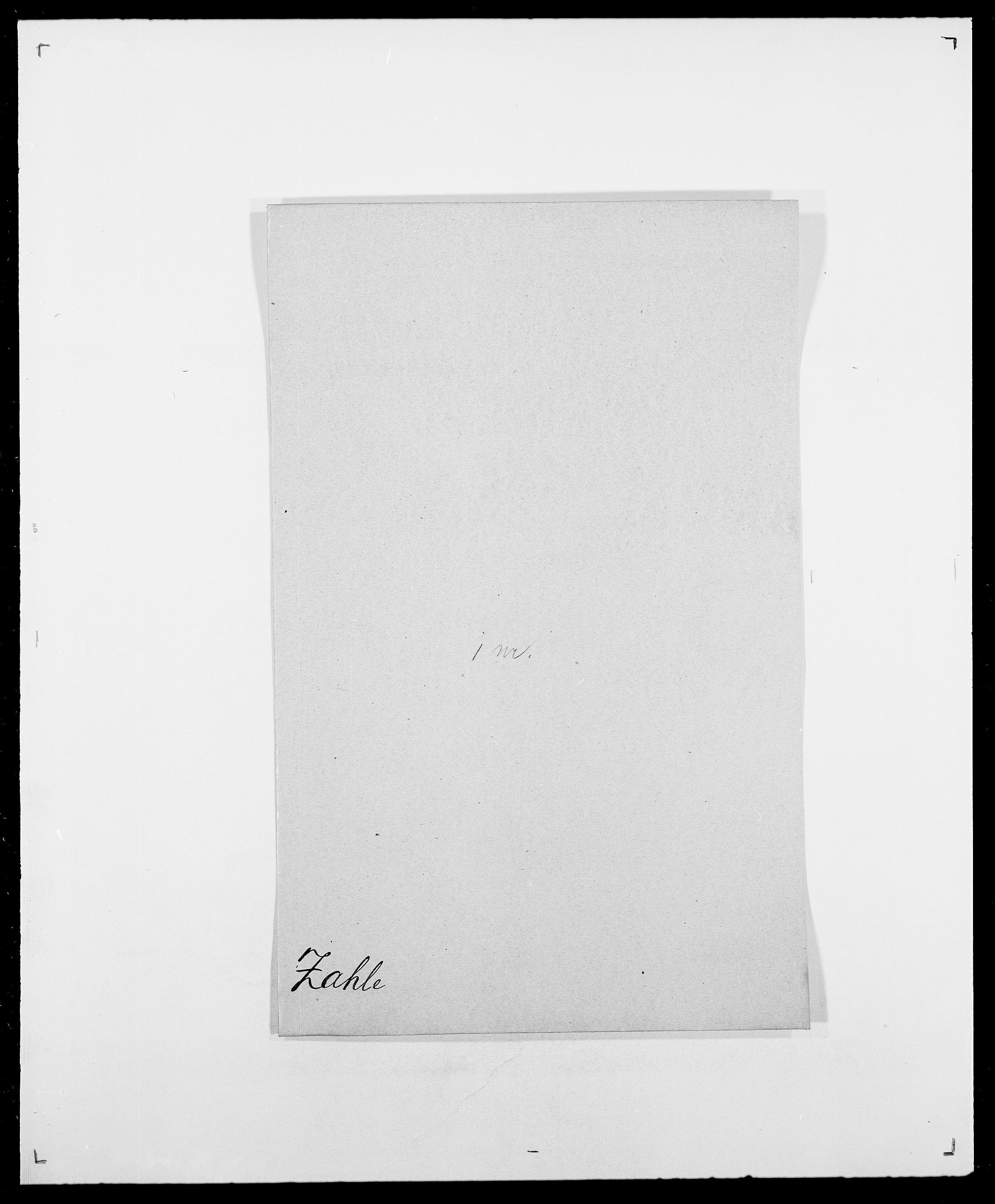 SAO, Delgobe, Charles Antoine - samling, D/Da/L0043: Wulfsberg - v. Zanten, s. 77
